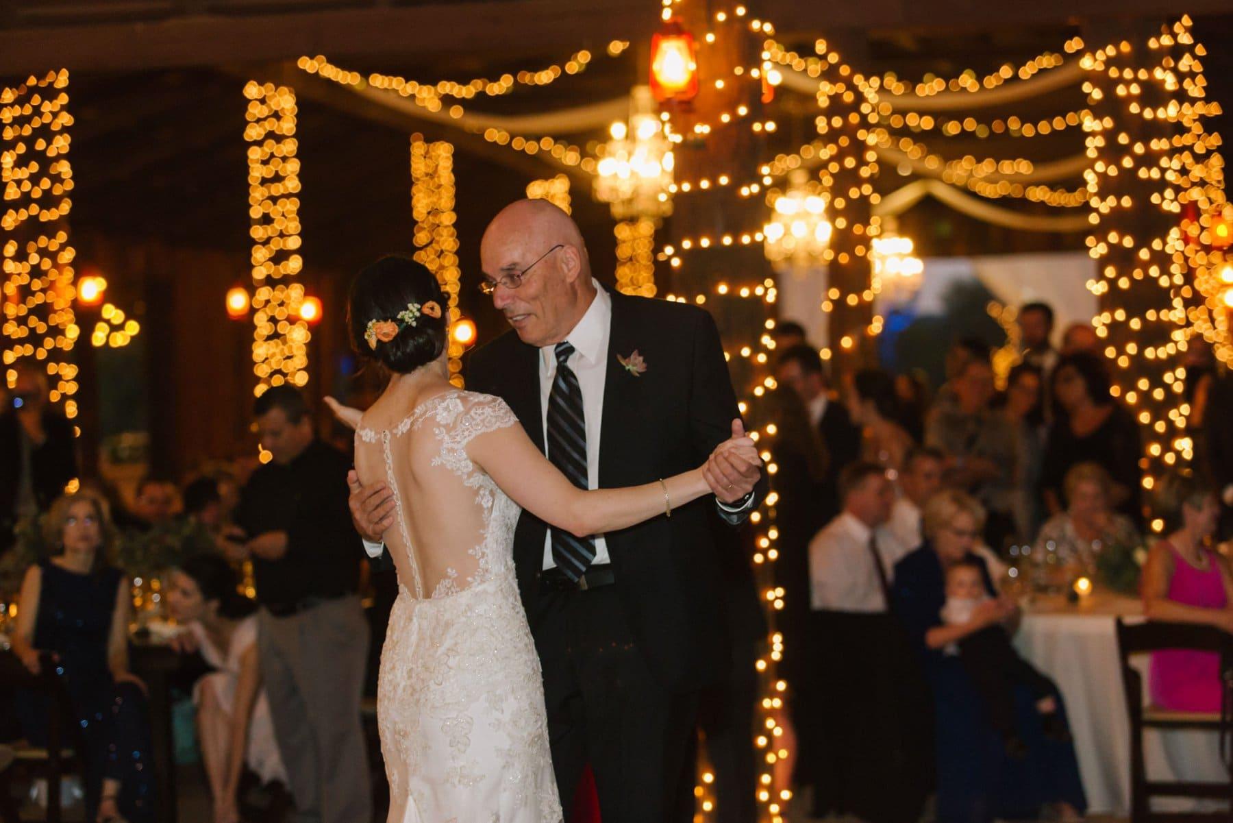 Desert Foothills reception father daughter dance
