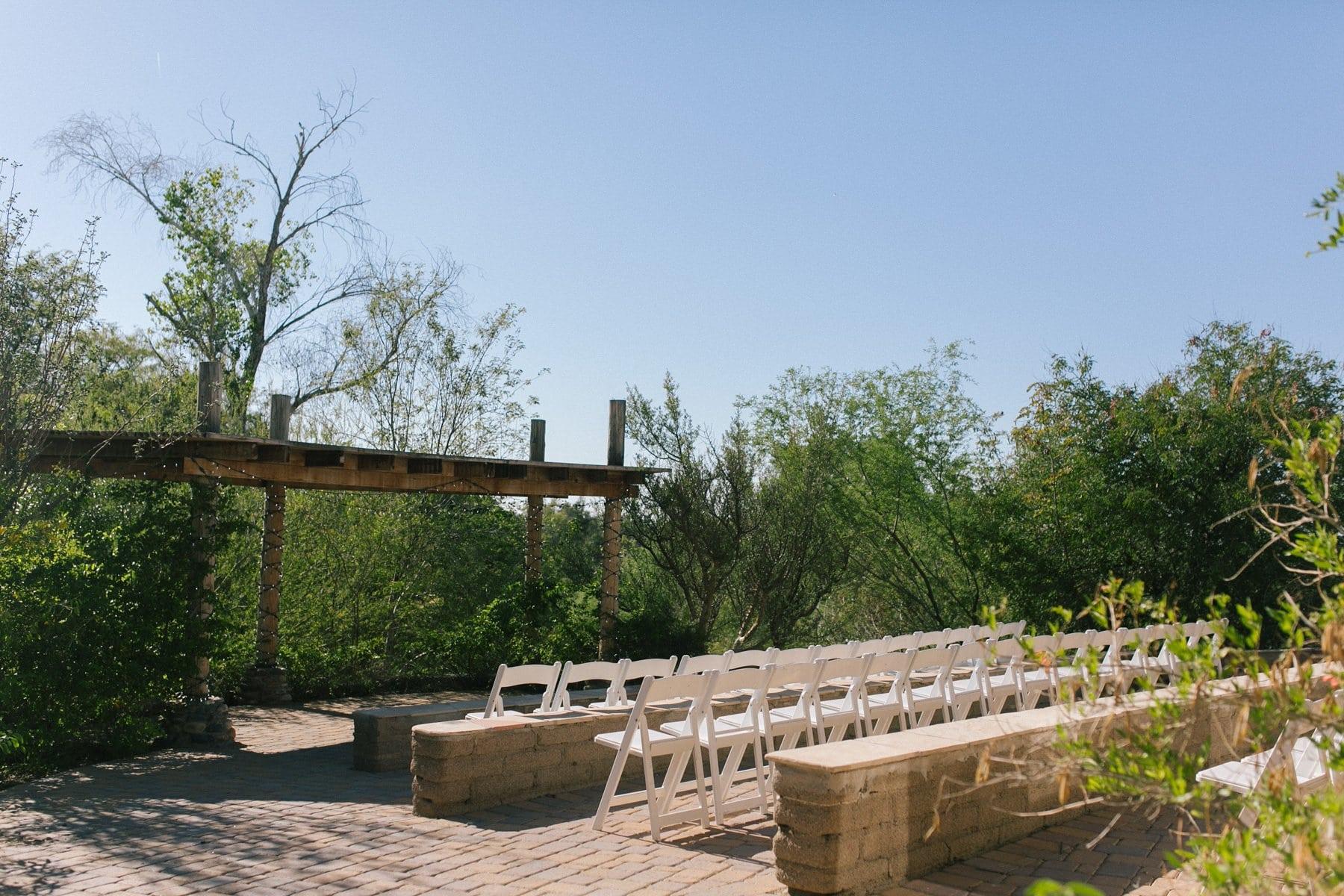 Ruby's House wedding Phoenix Zoo