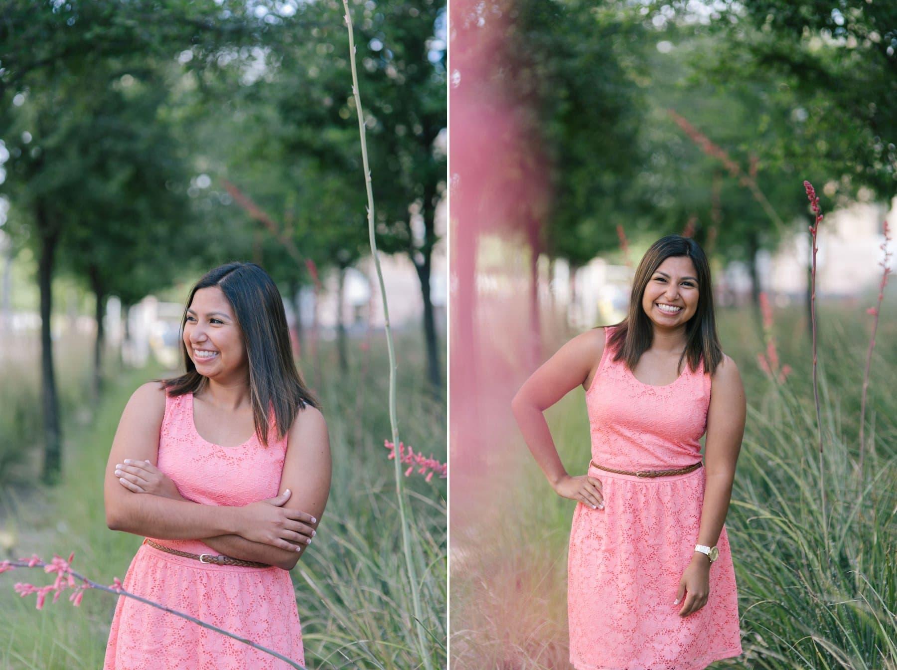 Arizona college senior grad pictures