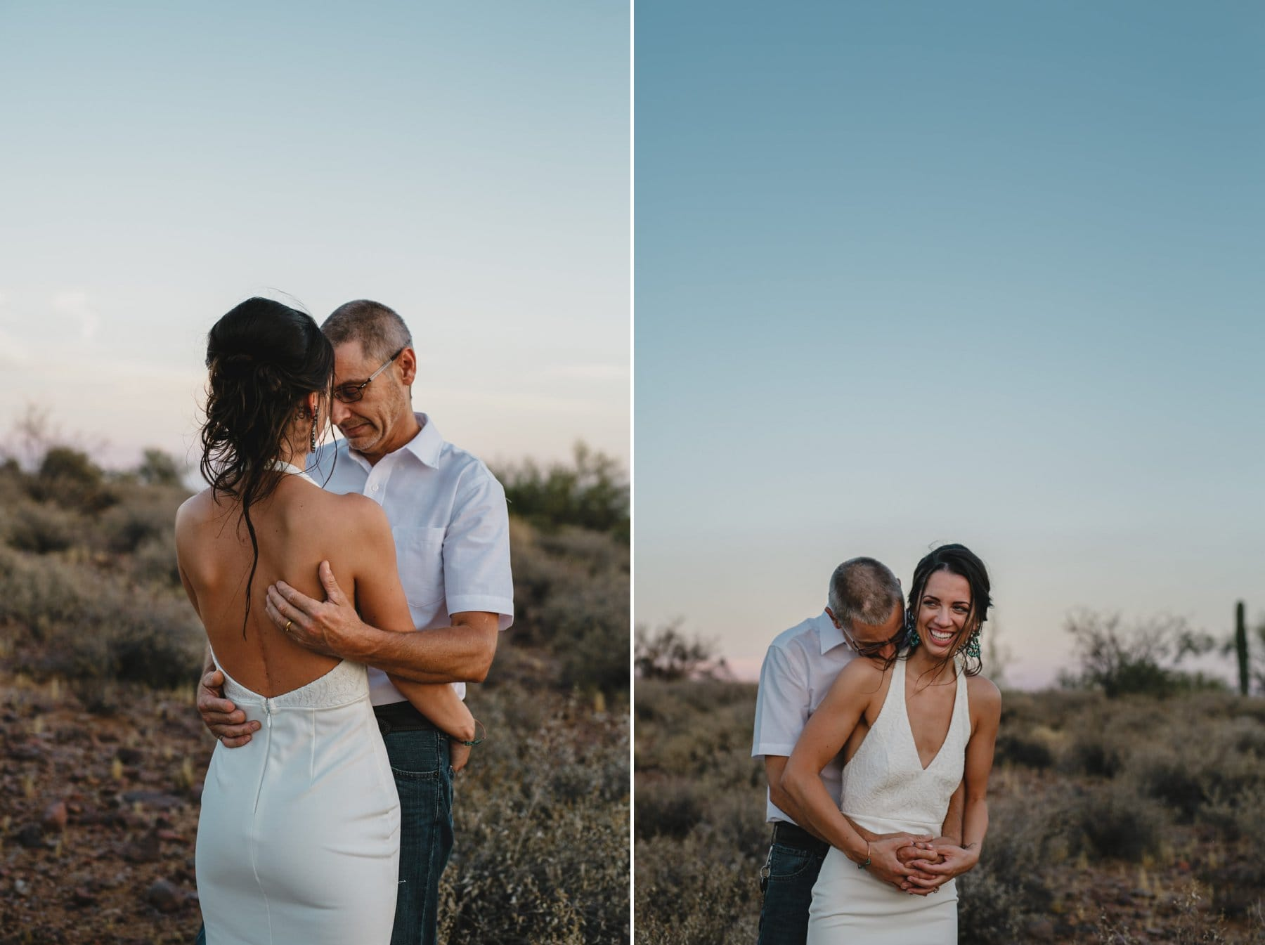 Superstitions elopement photographer Arizona