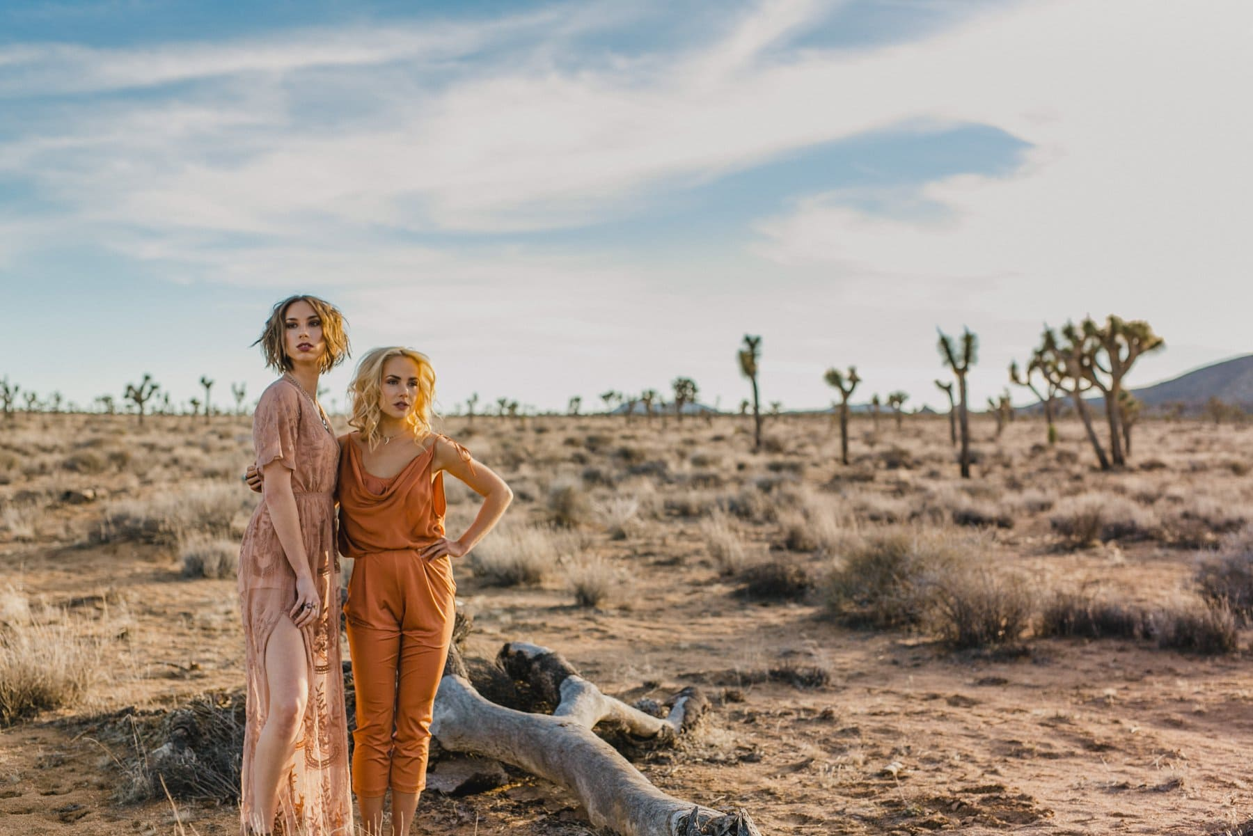 Joshua Tree Editorial Fashion Shoot Alyssa Campbell Photography