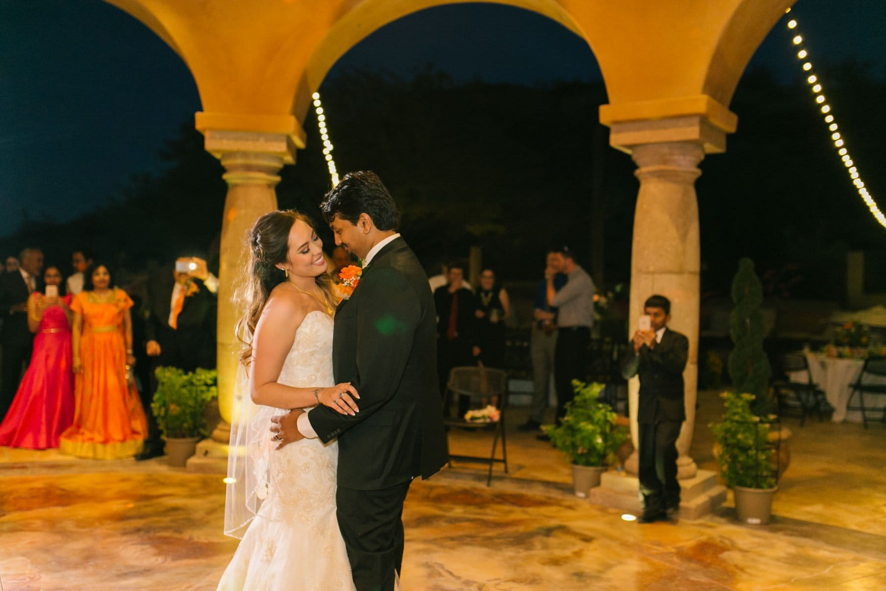 South Mountain private residence home wedding first dance
