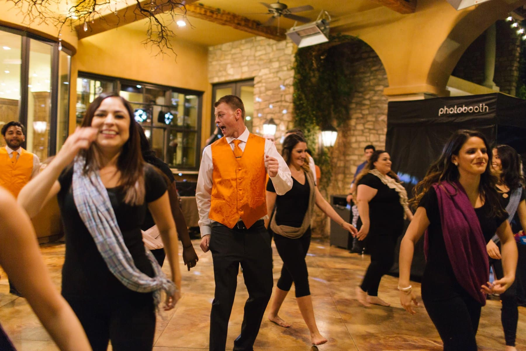 wedding party choreographed dance Phoenix Arizona