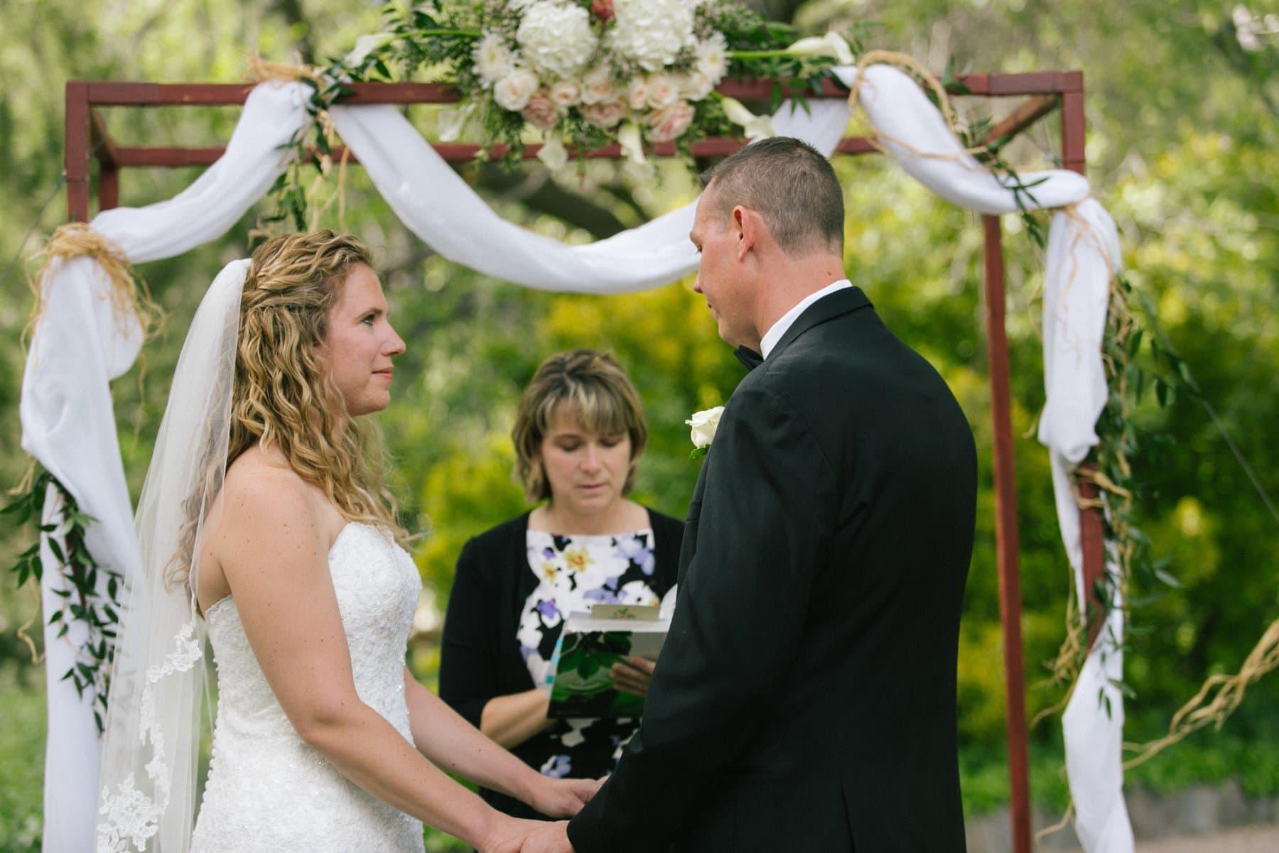 Briar Patch Inn wedding