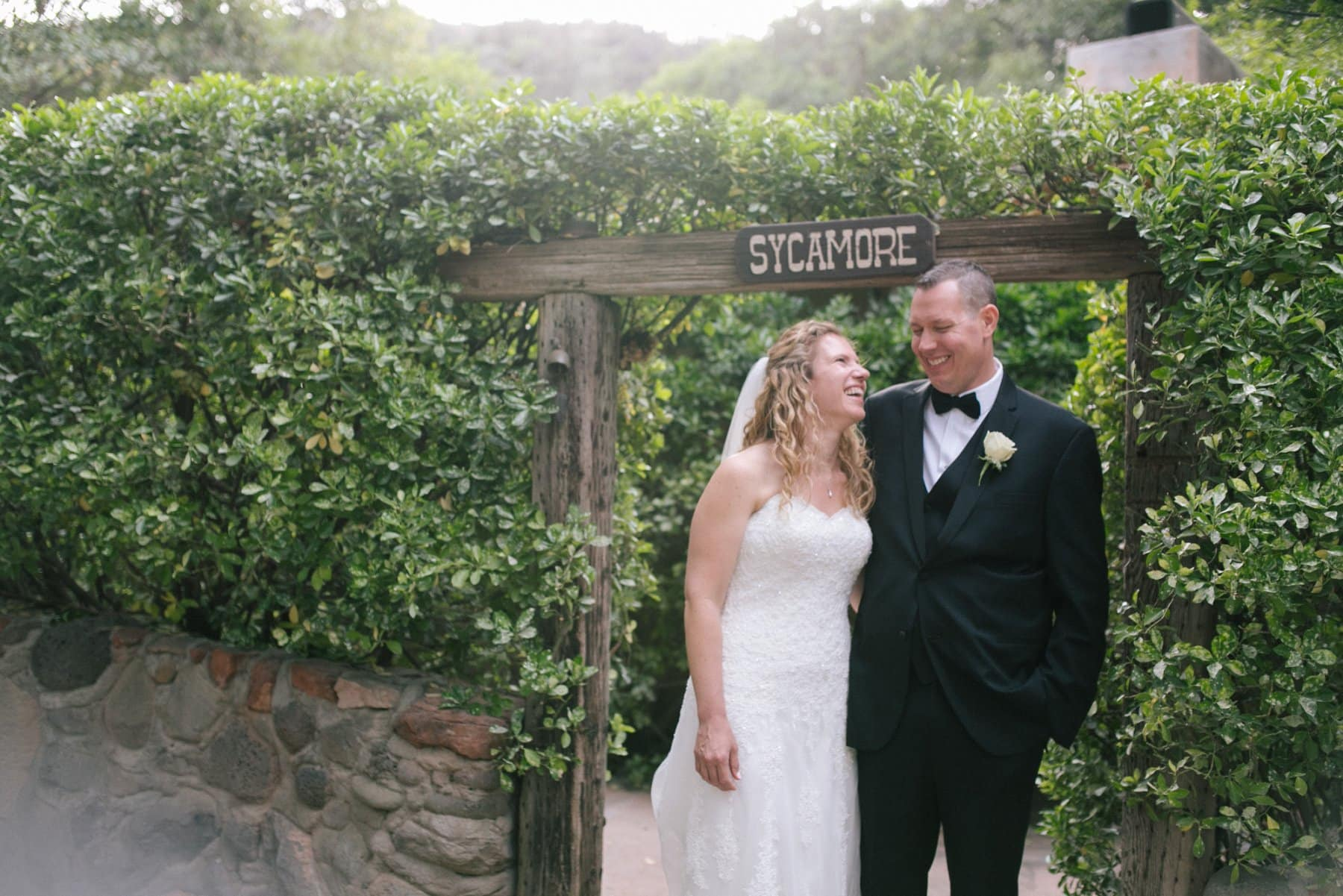 Sedona Briar Patch Inn wedding