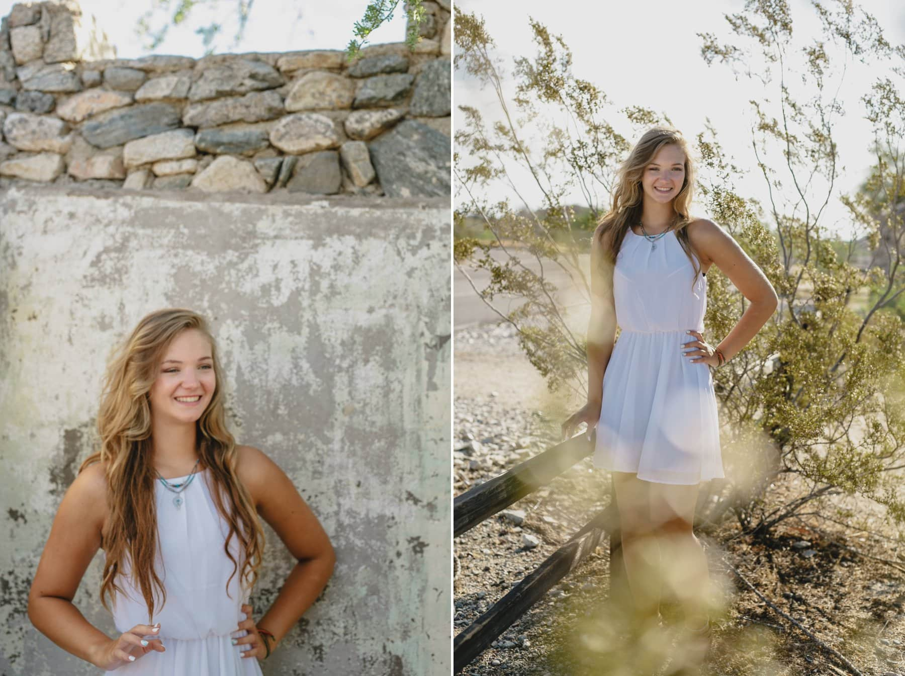 Scorpion Gulch senior photos Arizona