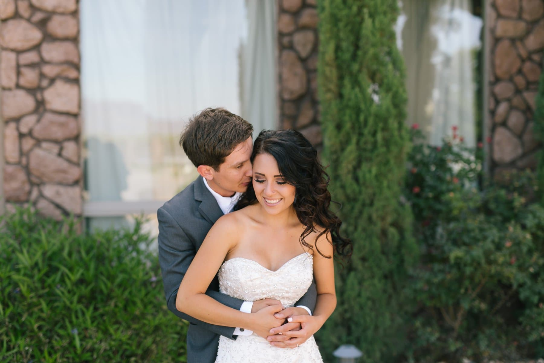 Superstition Manor wedding photos bride & groom Mesa AZ