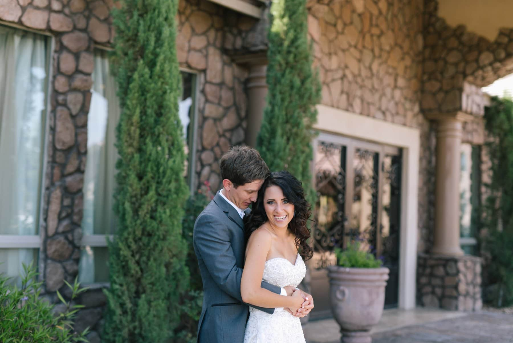 Superstition Manor Mesa AZ bride & groom photos