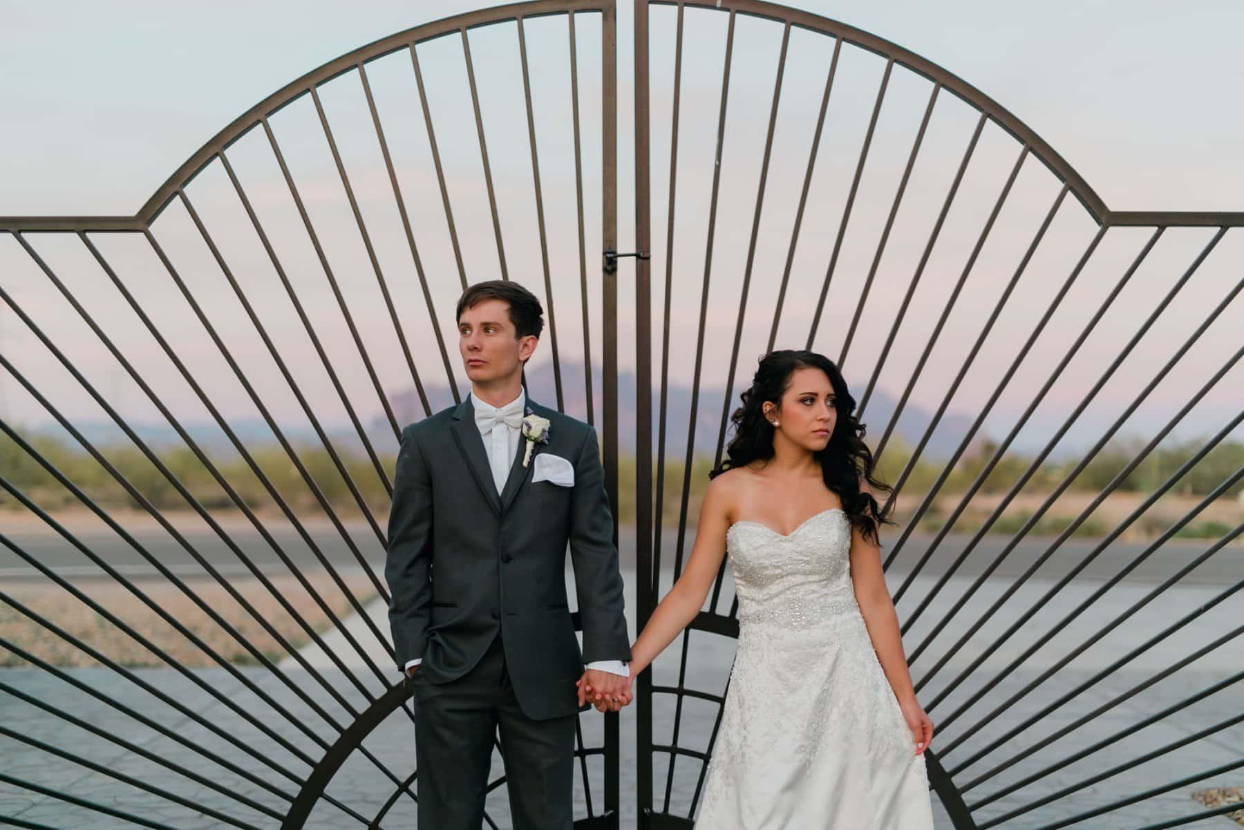 Superstition Manor wedding photos