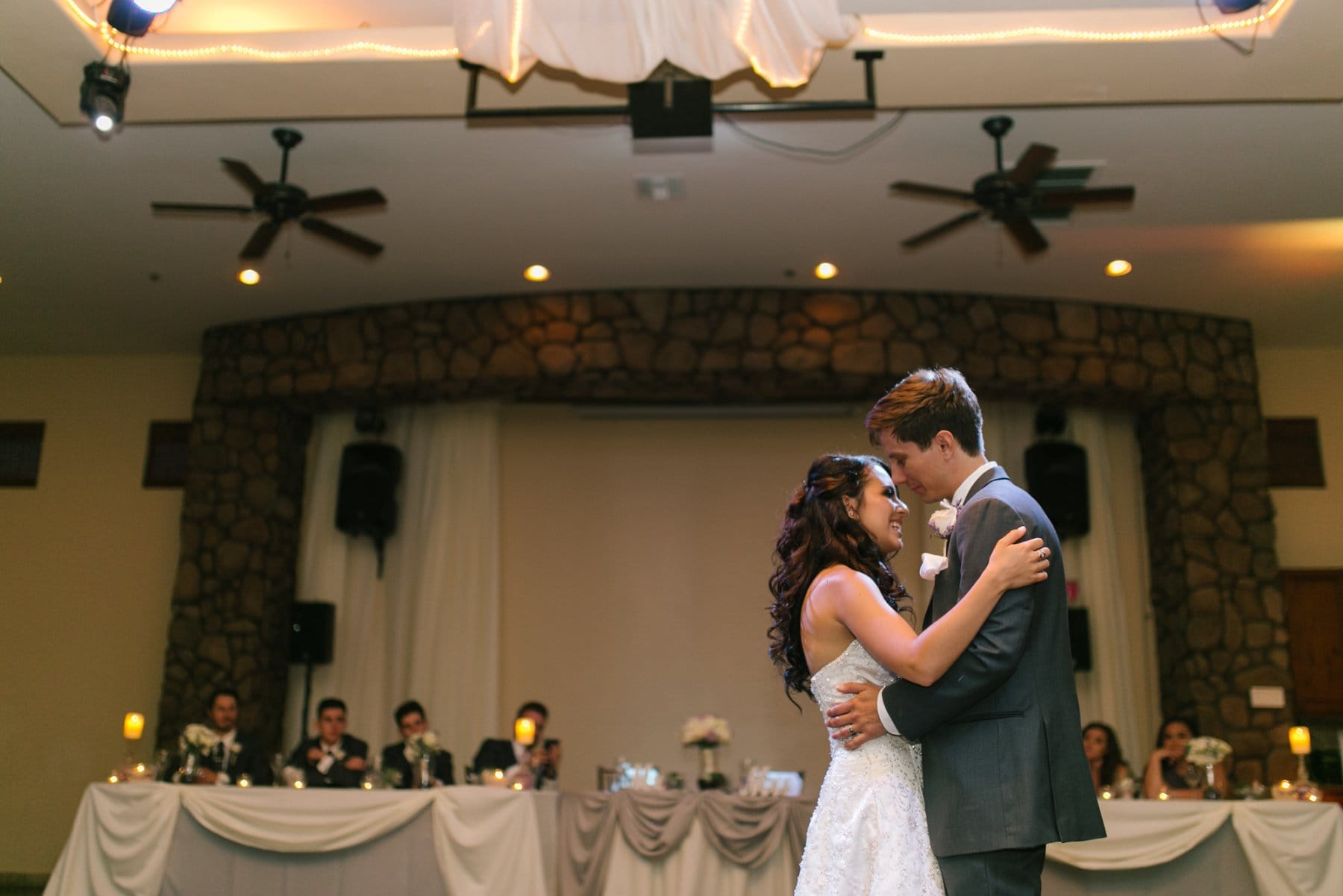 first dance at Superstition Manor