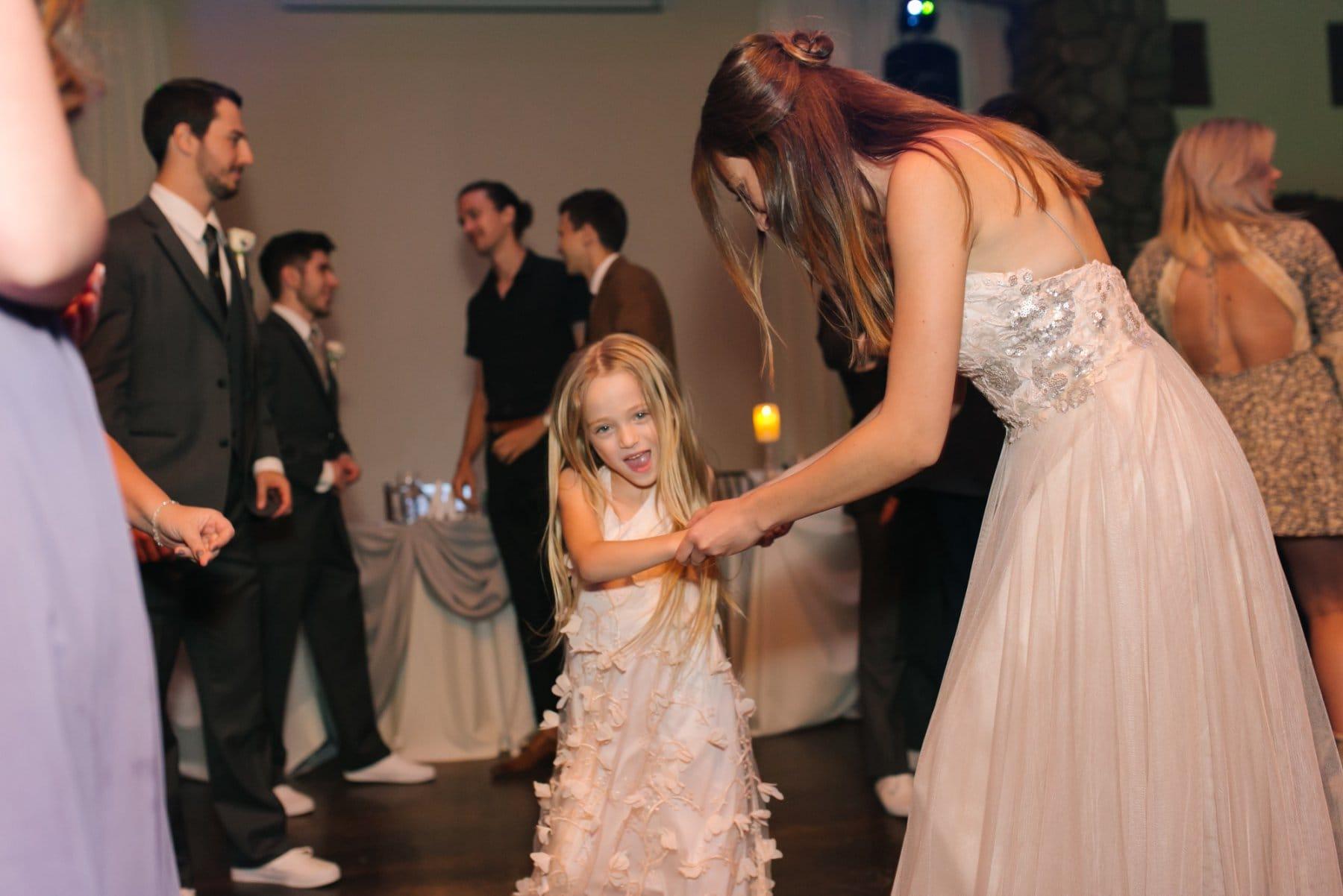 Superstition Manor wedding reception