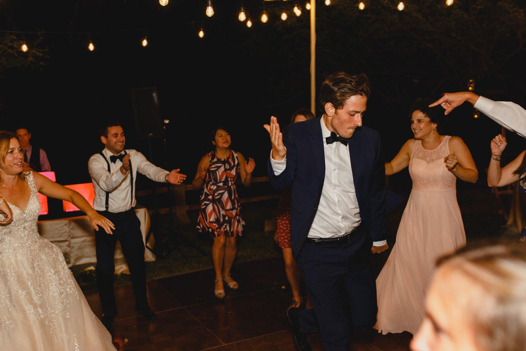 wedding reception Saguaro Lake Ranch