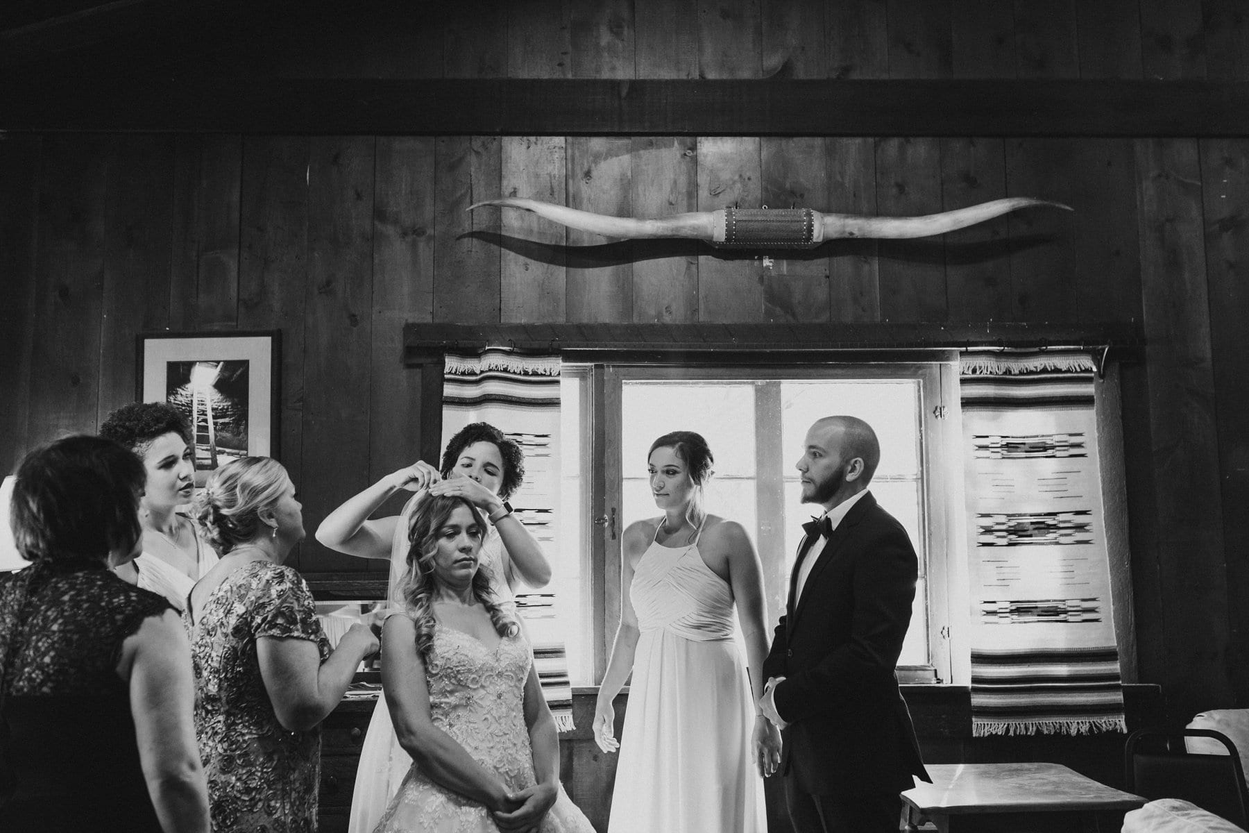 documentary wedding photographer Saguaro Lake Guest Ranch