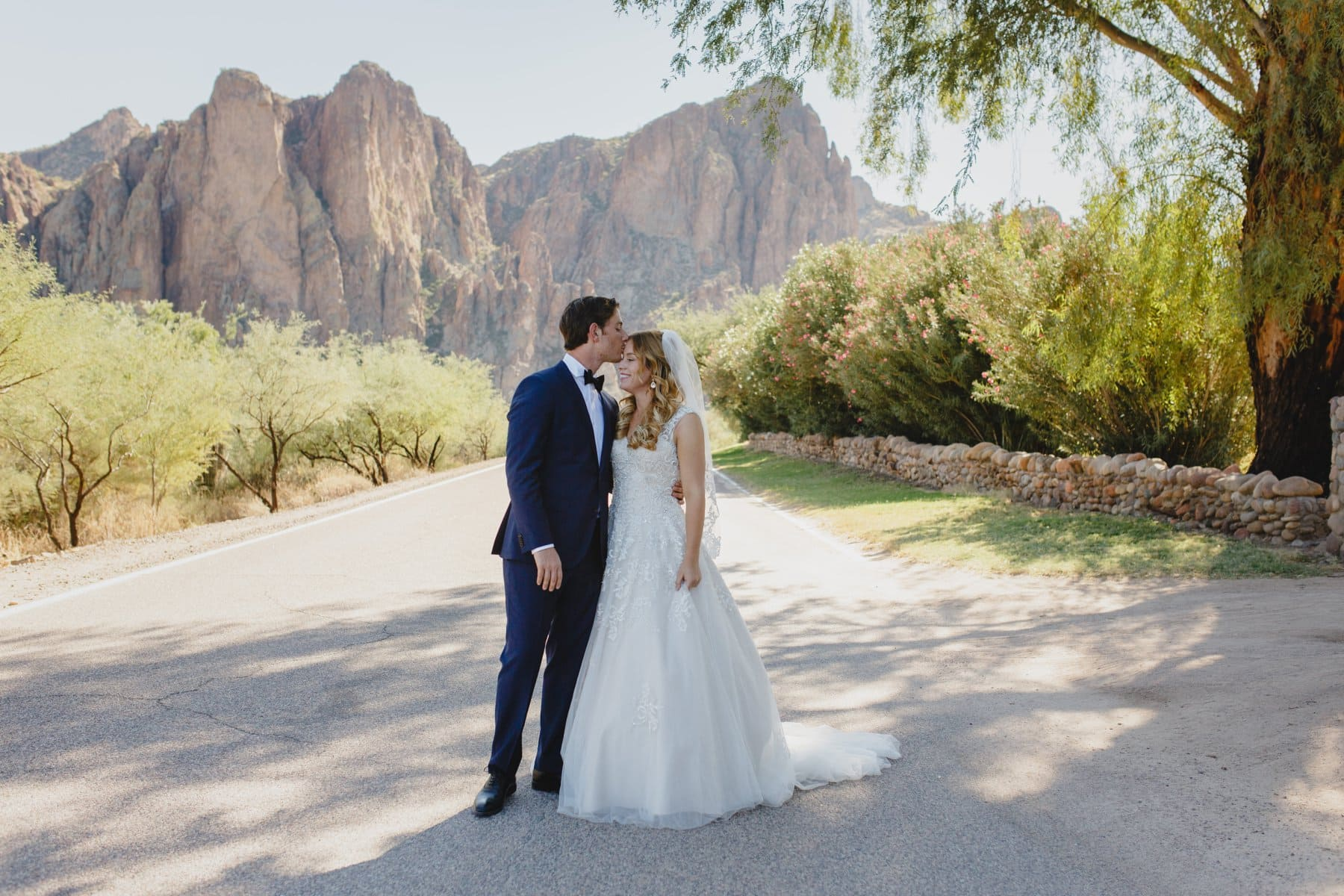 Saguaro Lake Guest Ranch wedding photos