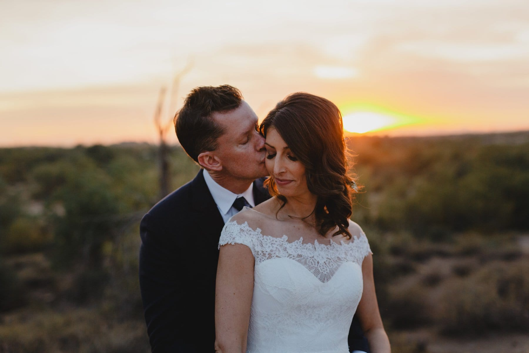 desert elopement photos in Arizona