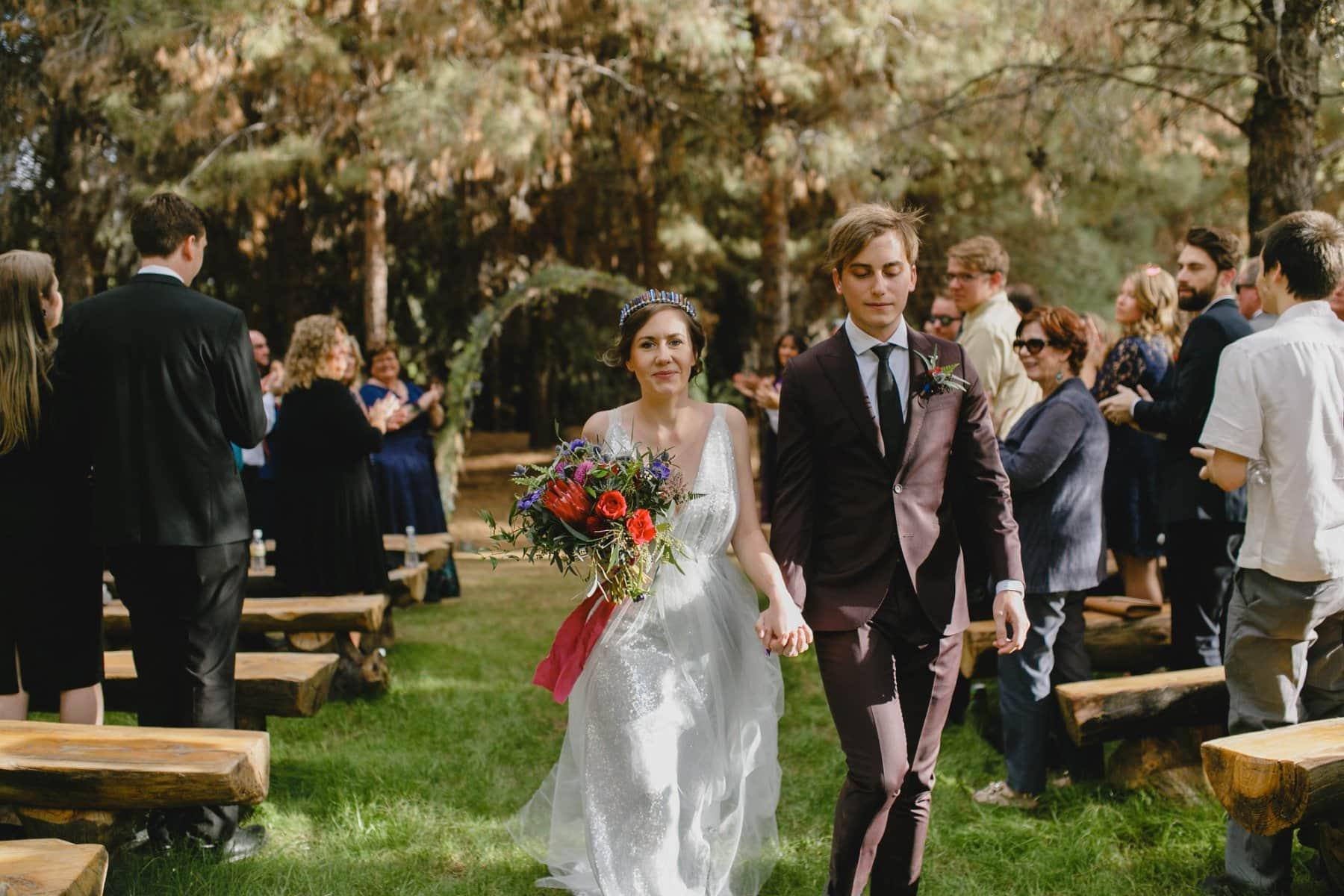 wedding photos the Meadow Schnepf Farms