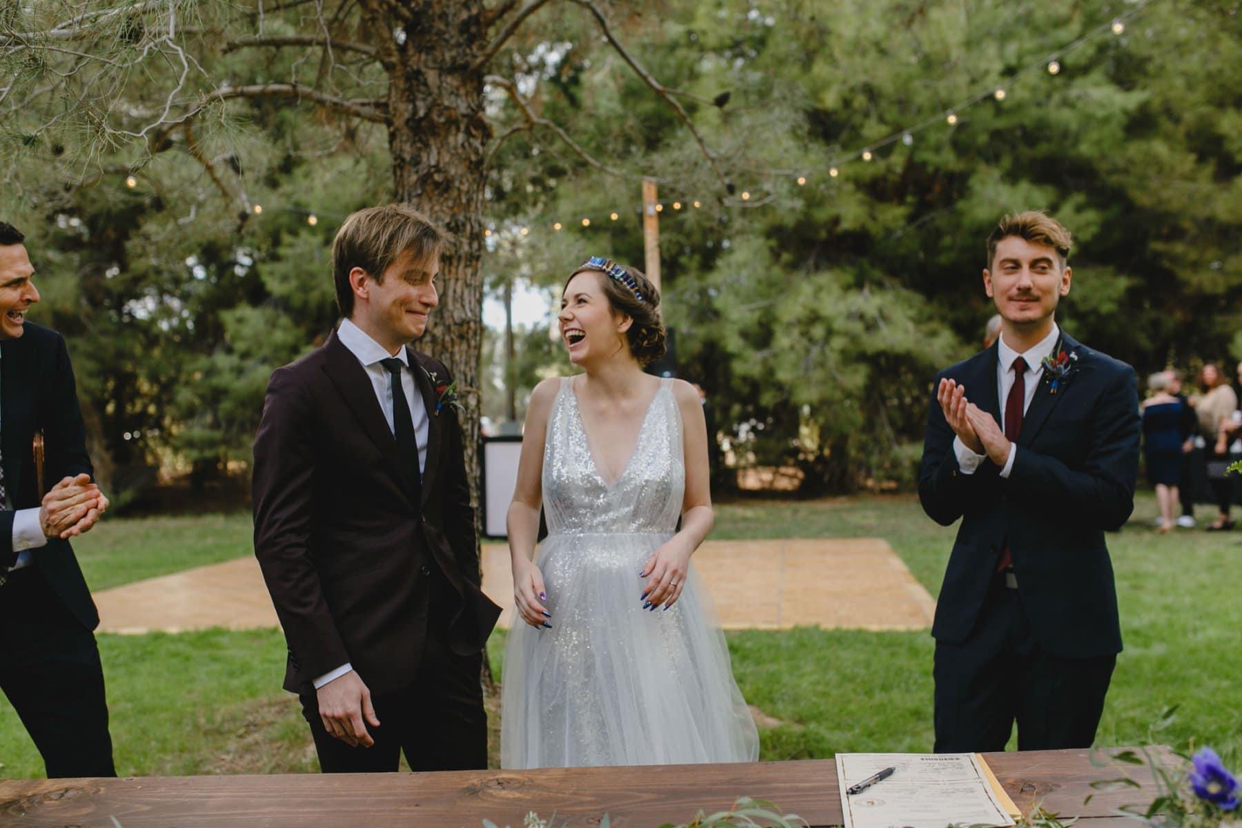 candid Phoenix wedding photographer