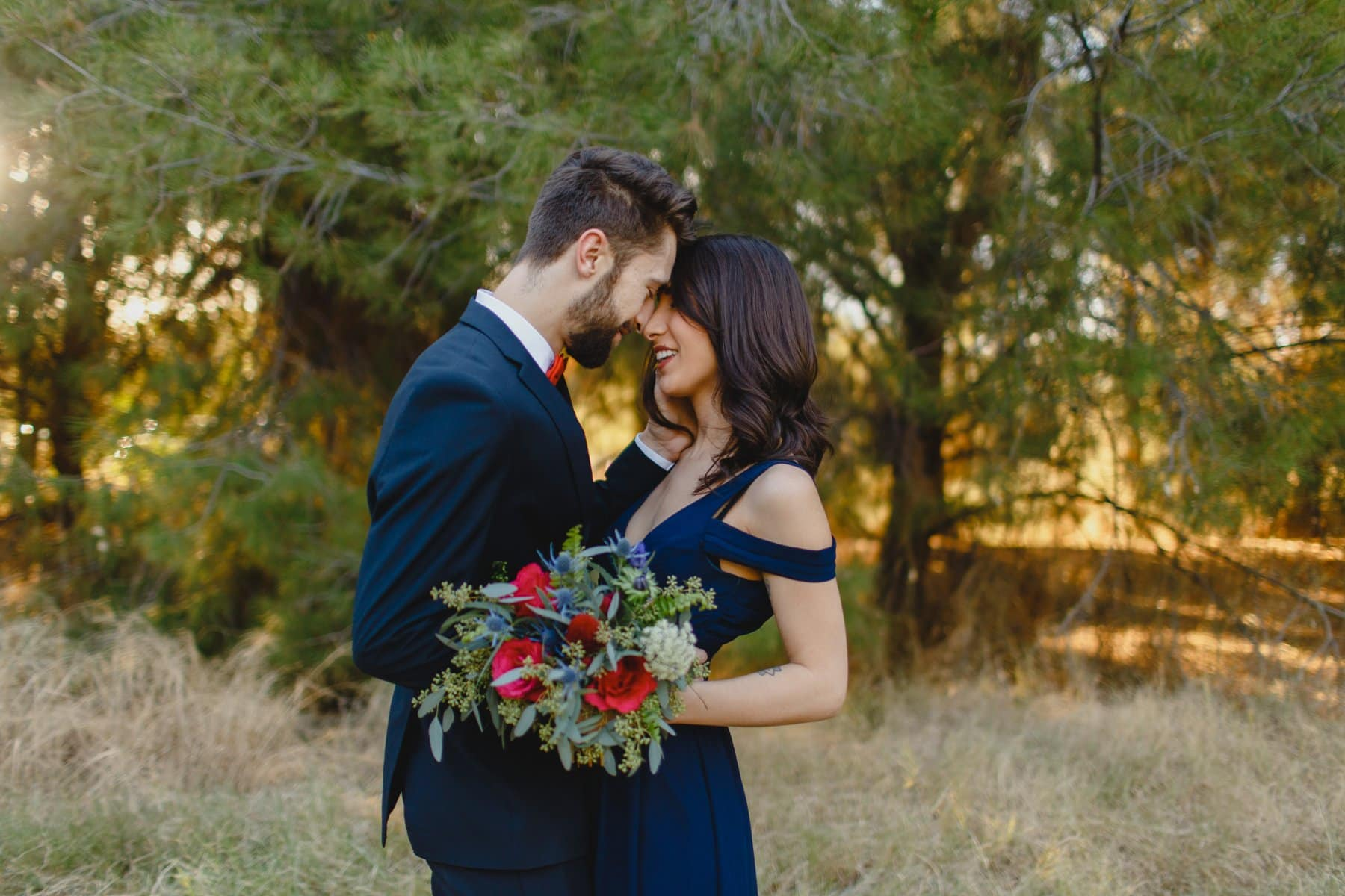 the Meadow Schnepf Farms wedding photos