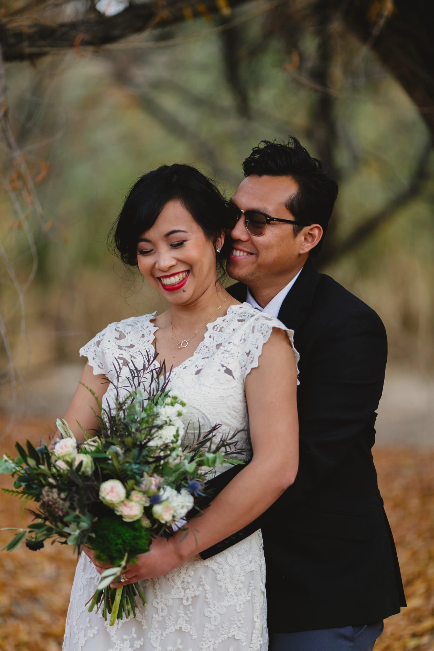natural real candid wedding photos Arizona wedding photographer