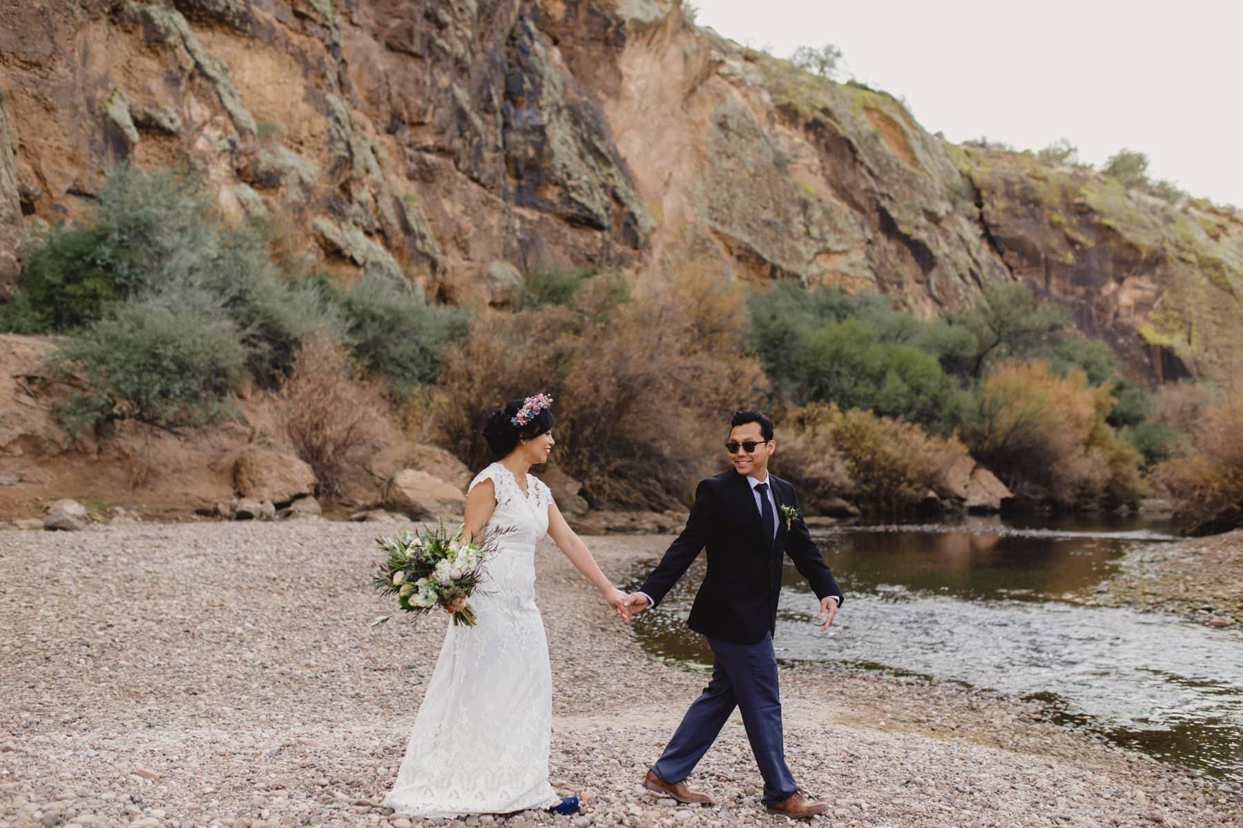 beautiful outdoor wedding locations in Arizona