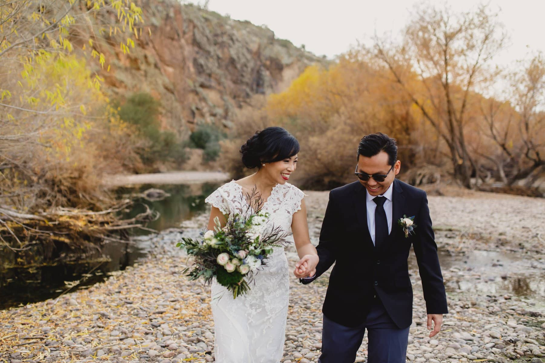 beautiful outside wedding location in Arizona