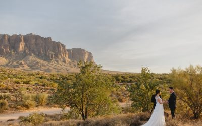 Arizona Wedding And Elopement Planning during COVID