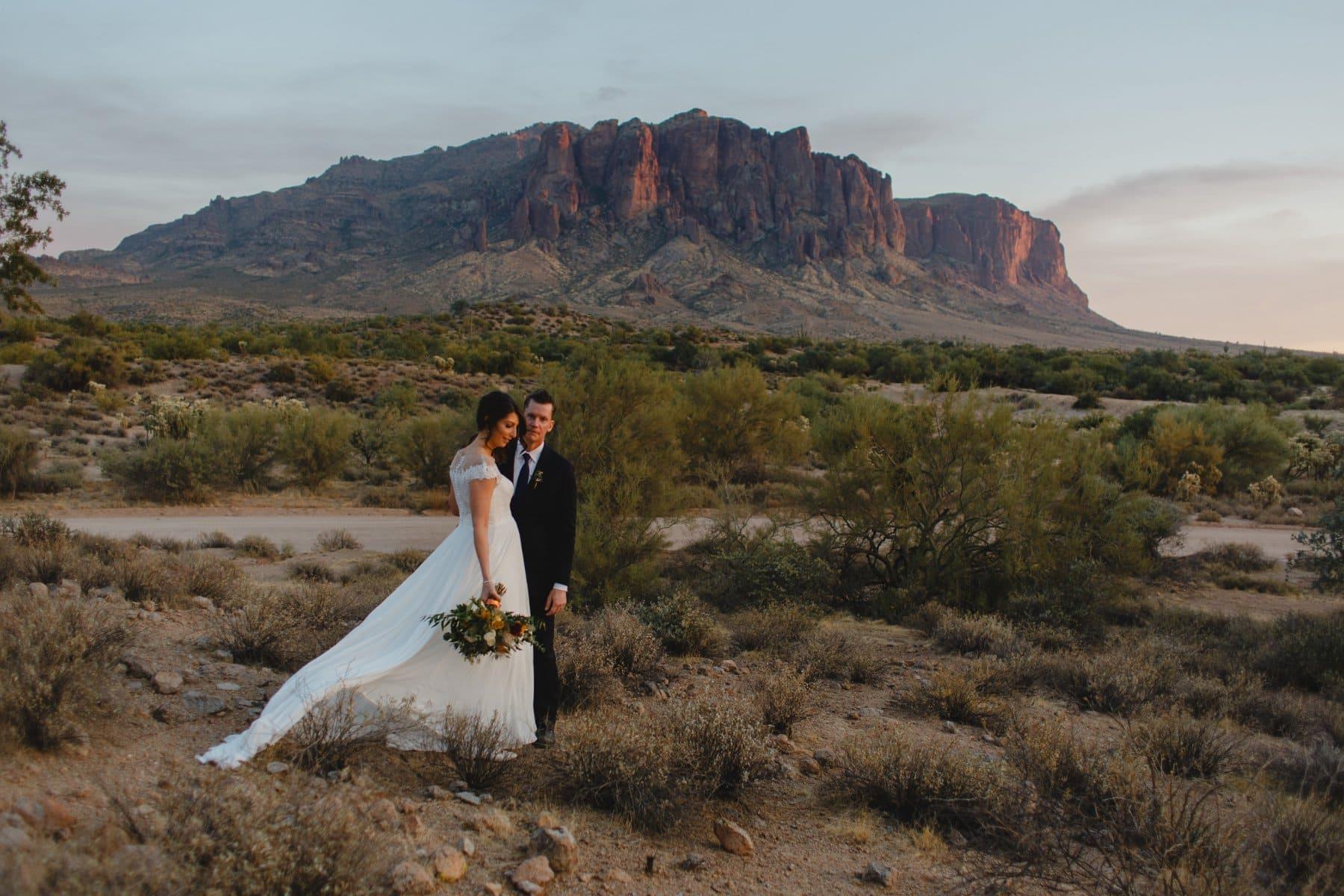 Arizona elopement photographer