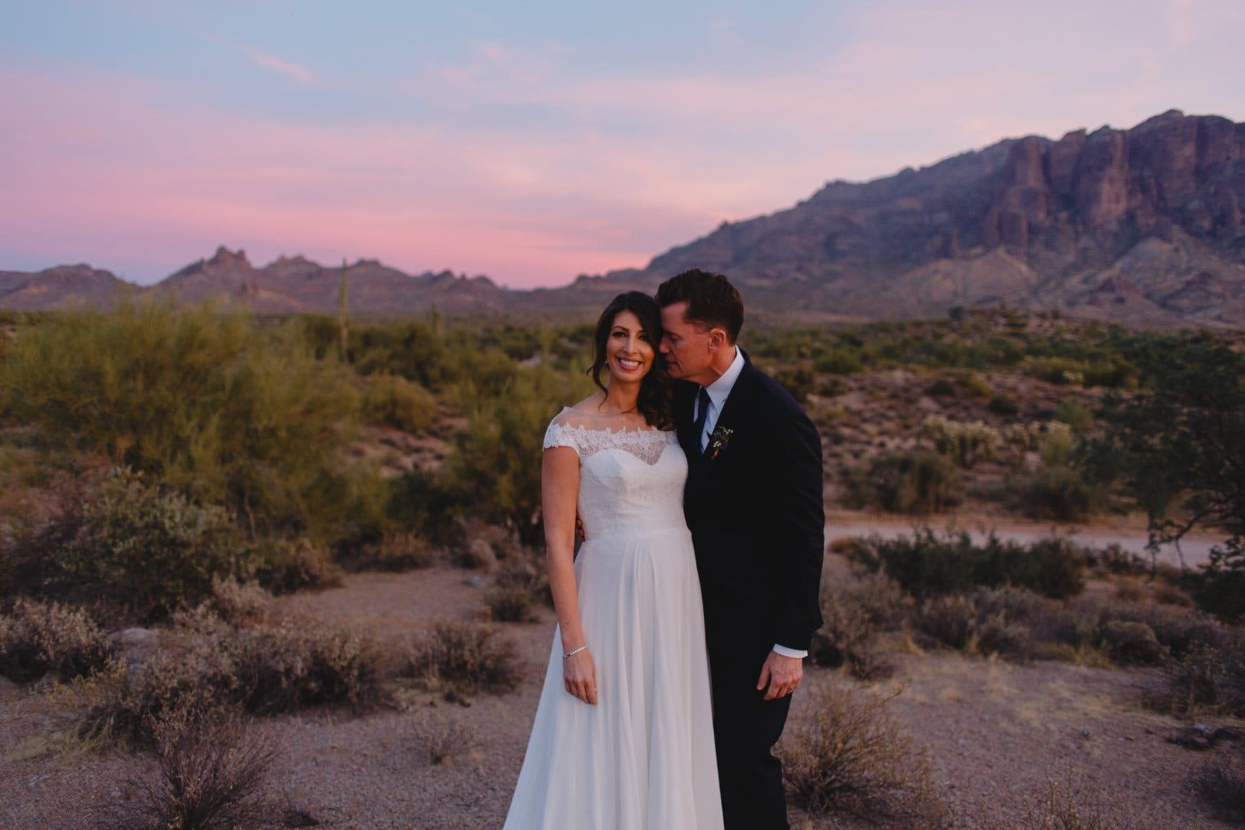AZ elopement photographer