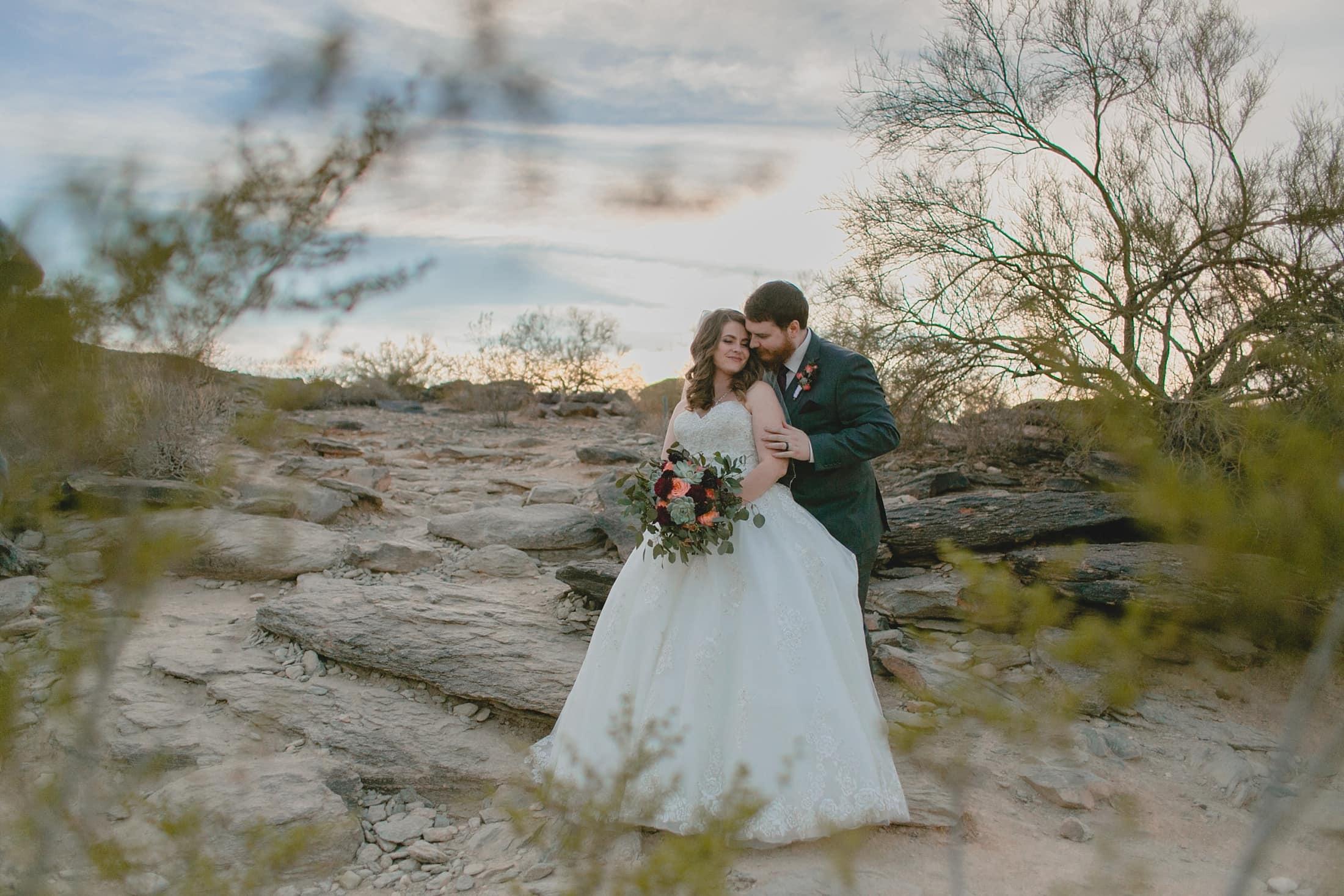 South Mountain wedding photos