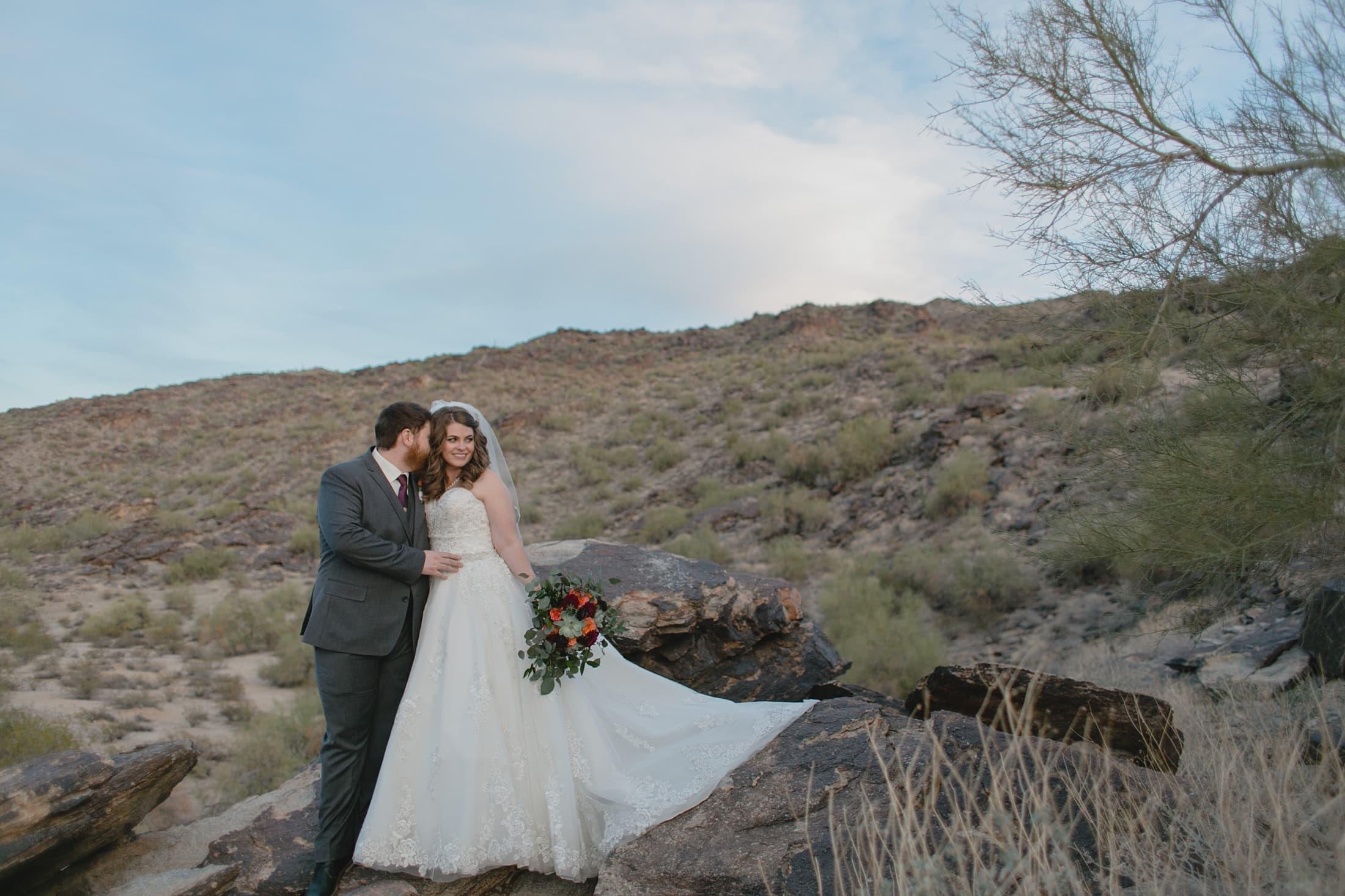 South Mountain Arizona wedding photos