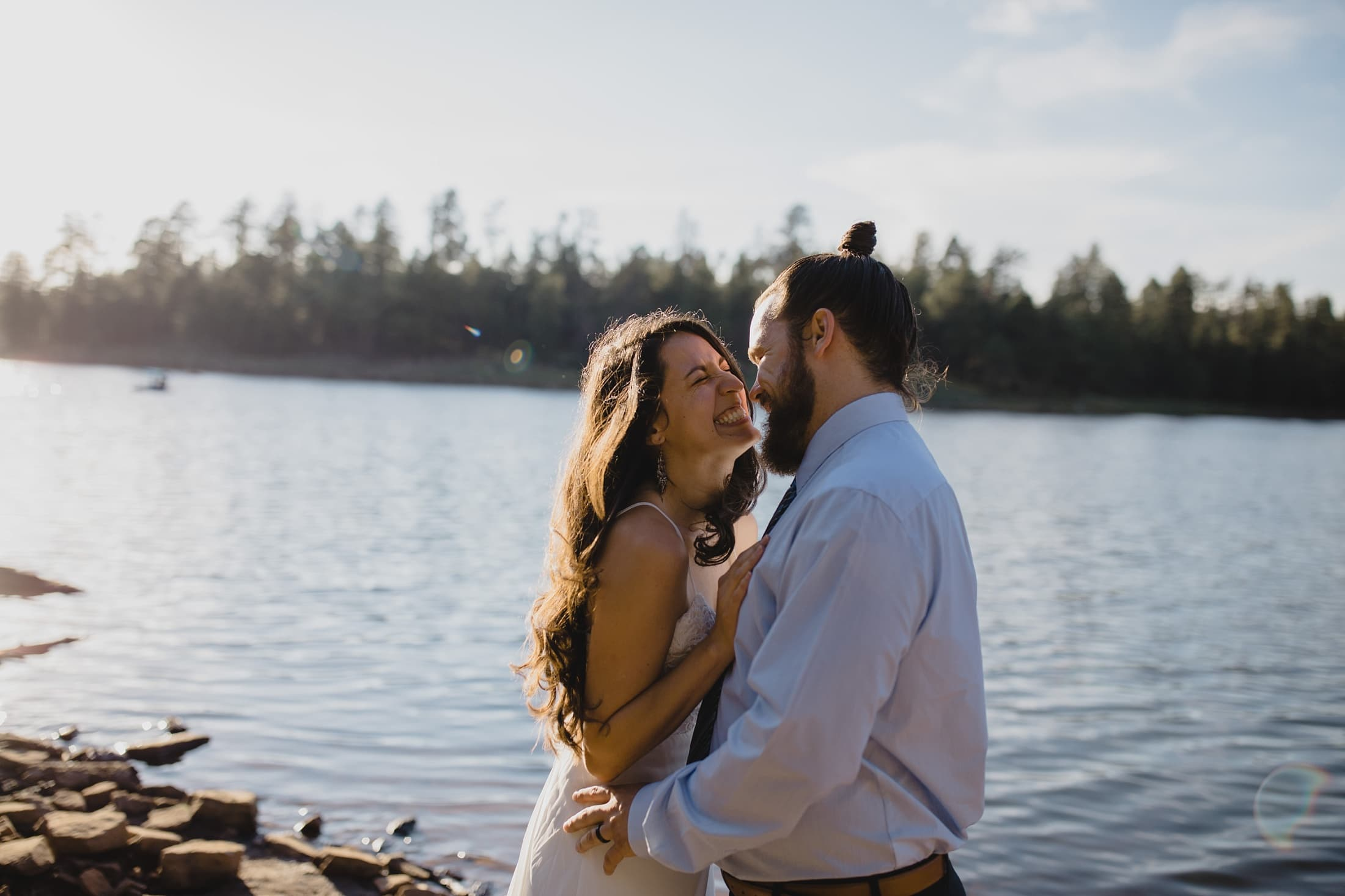 Payson AZ elopement