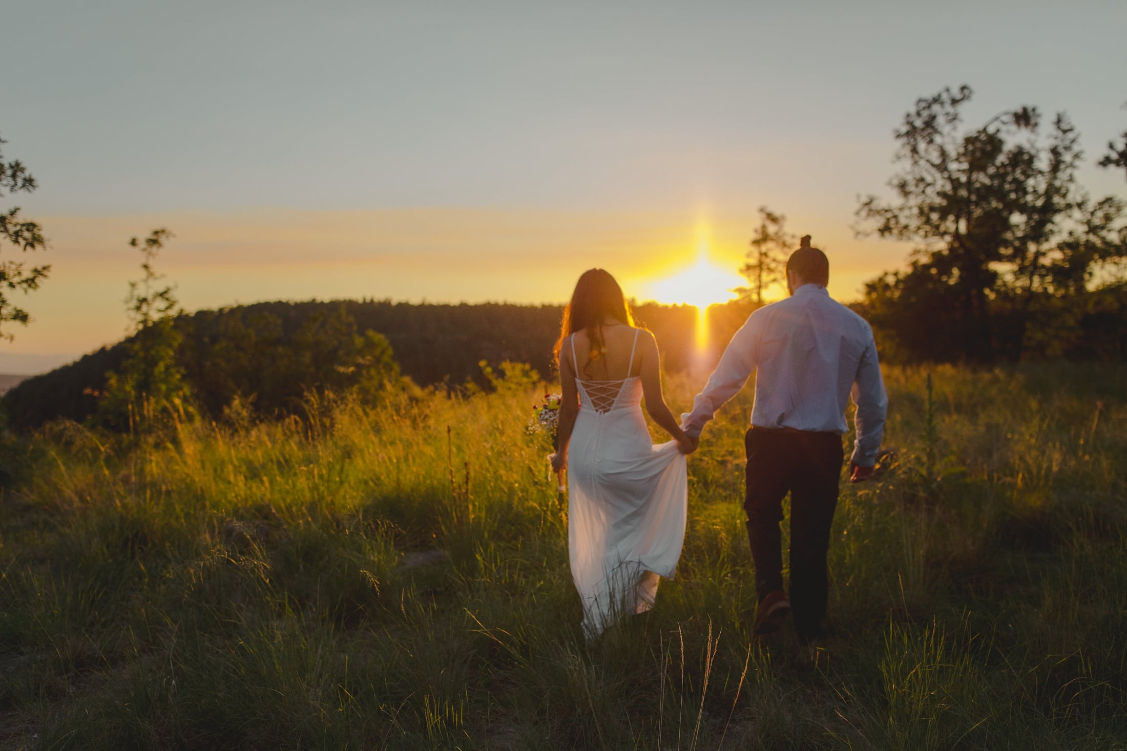Mogollon Rim elopement