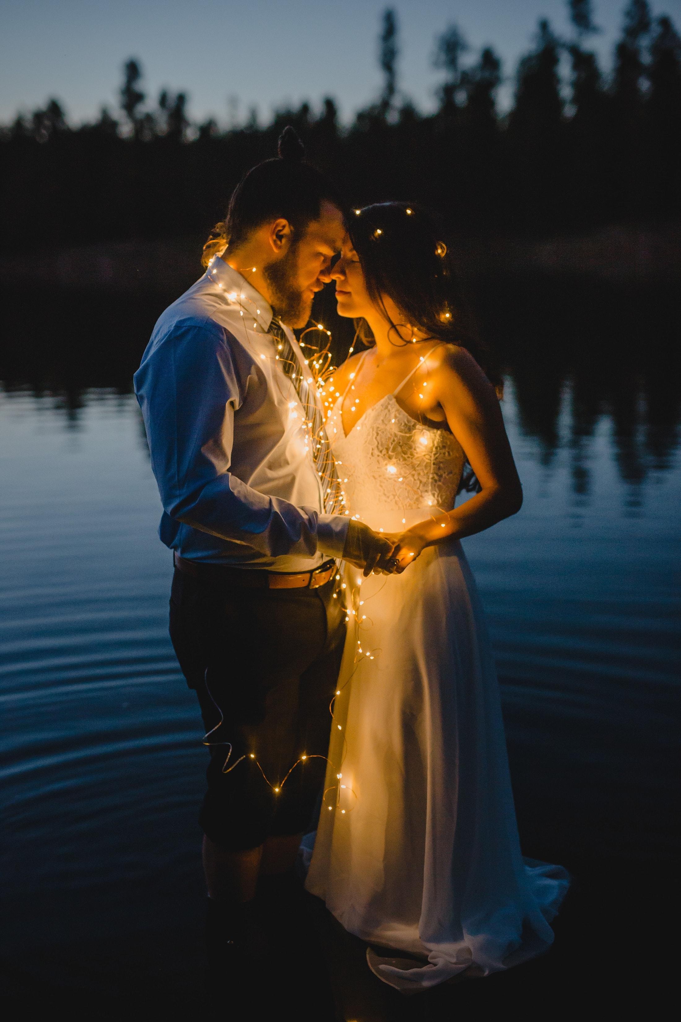 boho Arizona elopement photographers
