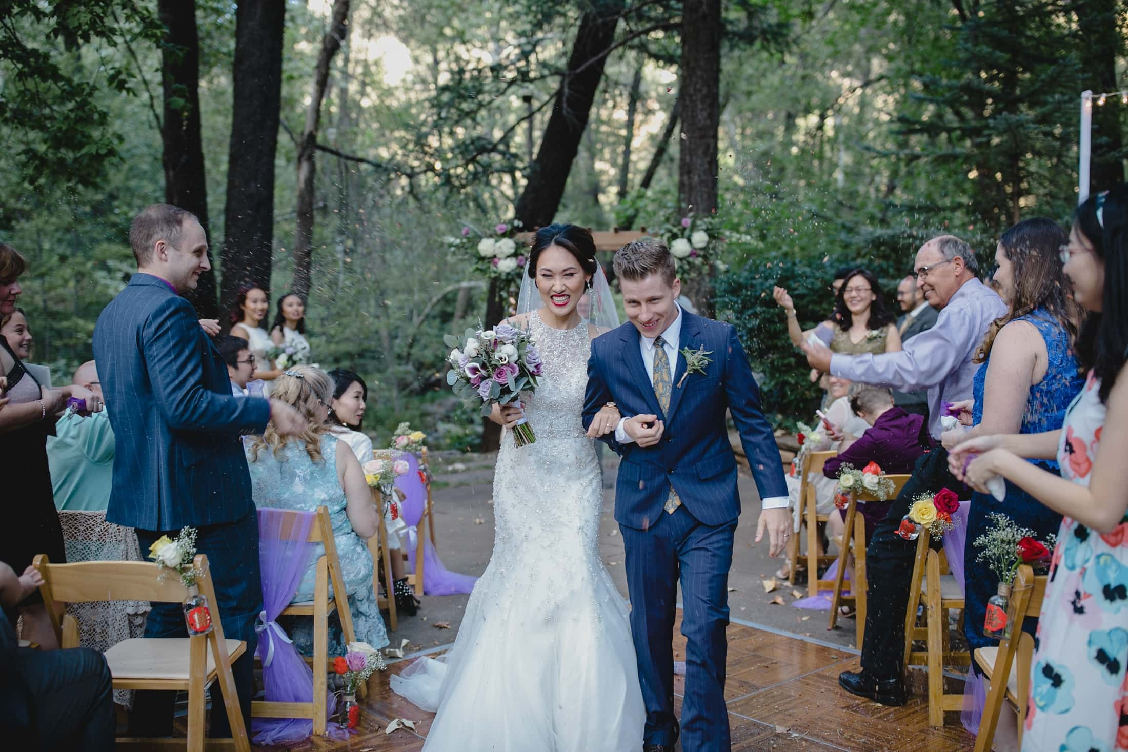 Junipine Resort wedding photos