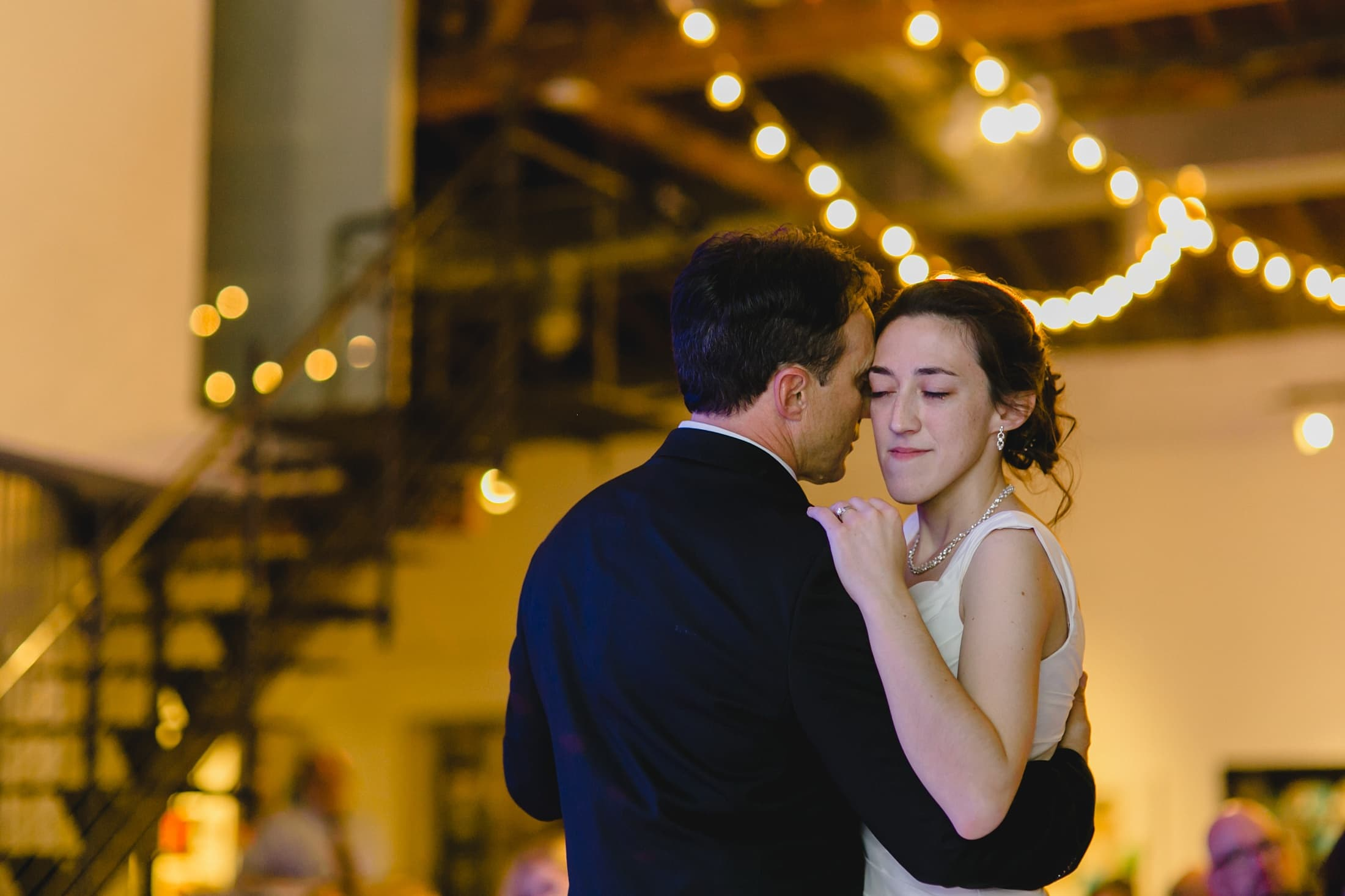 The Monorchid wedding reception photos