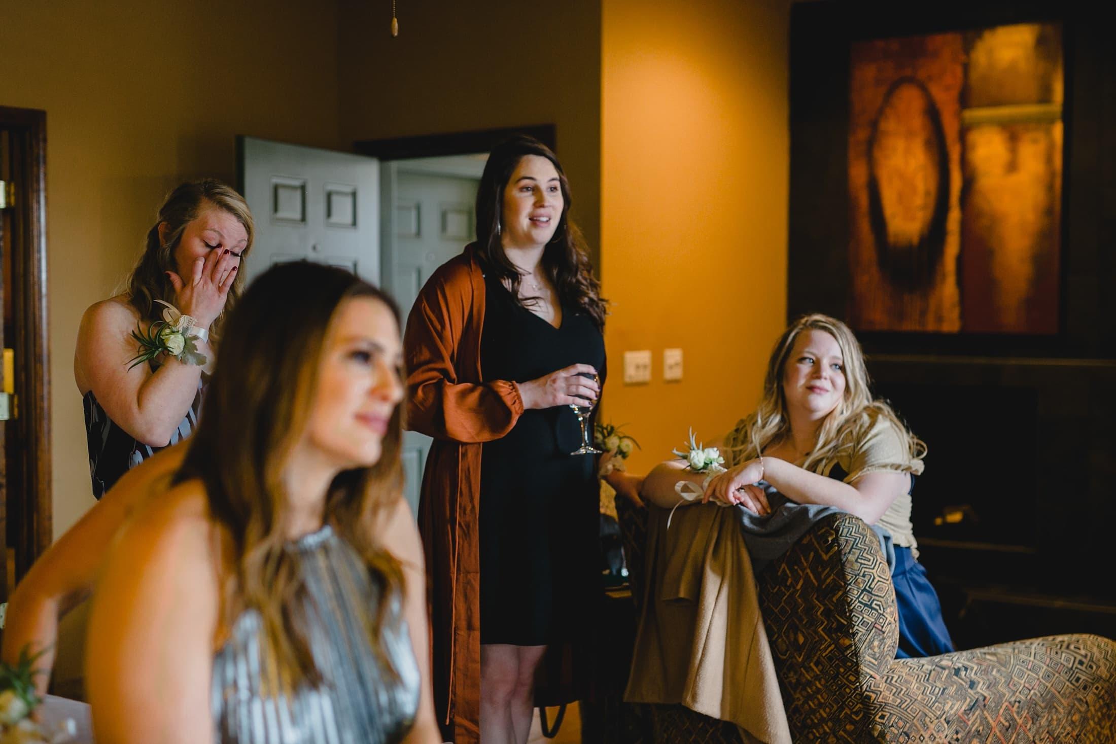 documentary wedding photographer in Phoenix