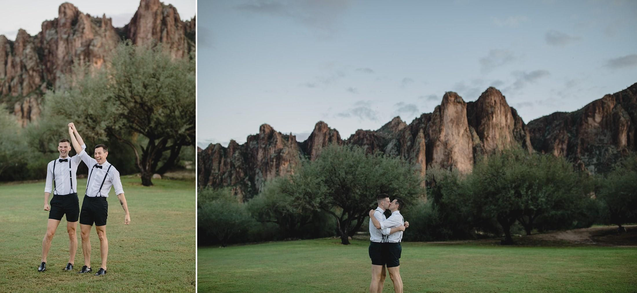 LGBTQIA friendly Arizona wedding venues