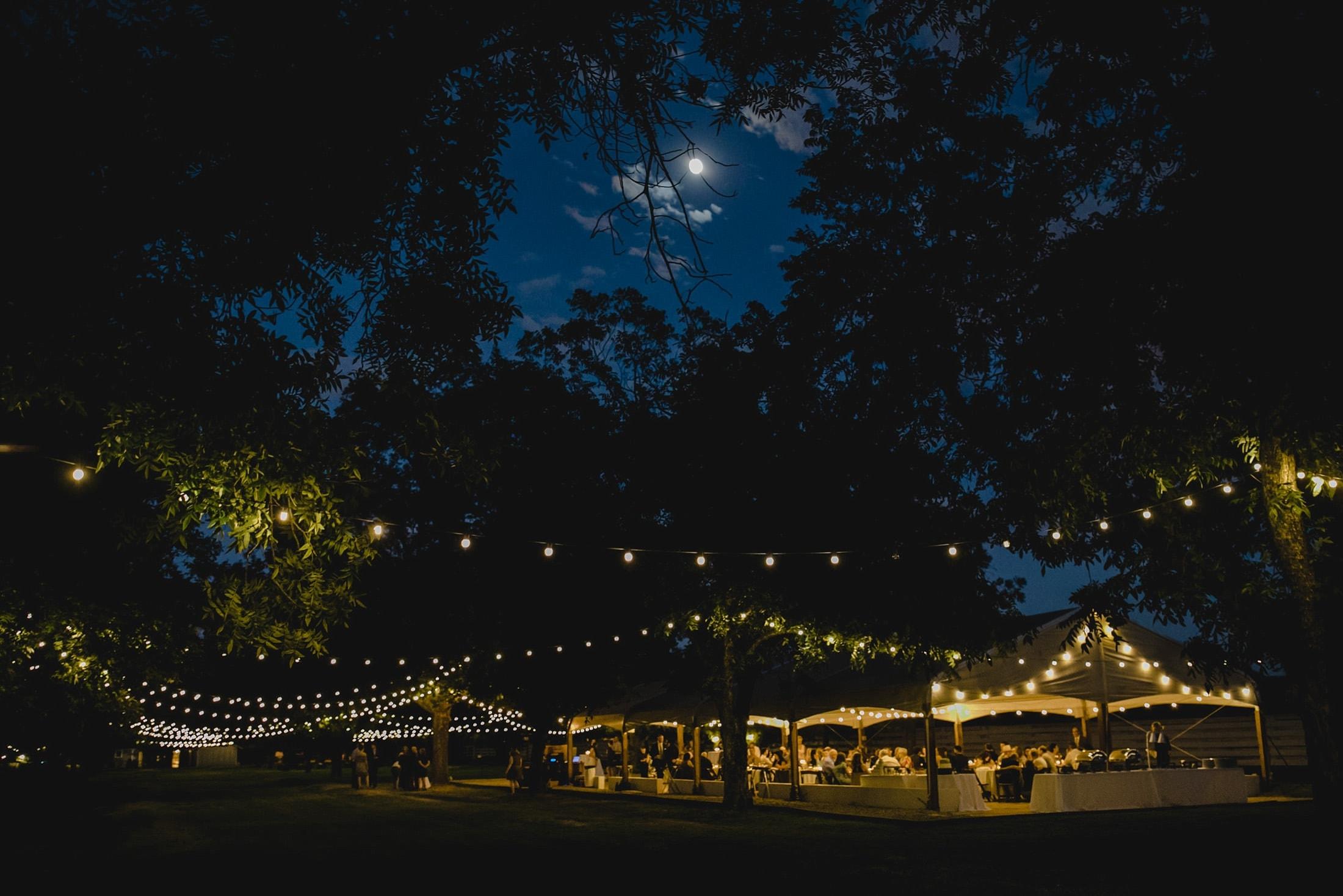 Farm at South Mountain wedding reception