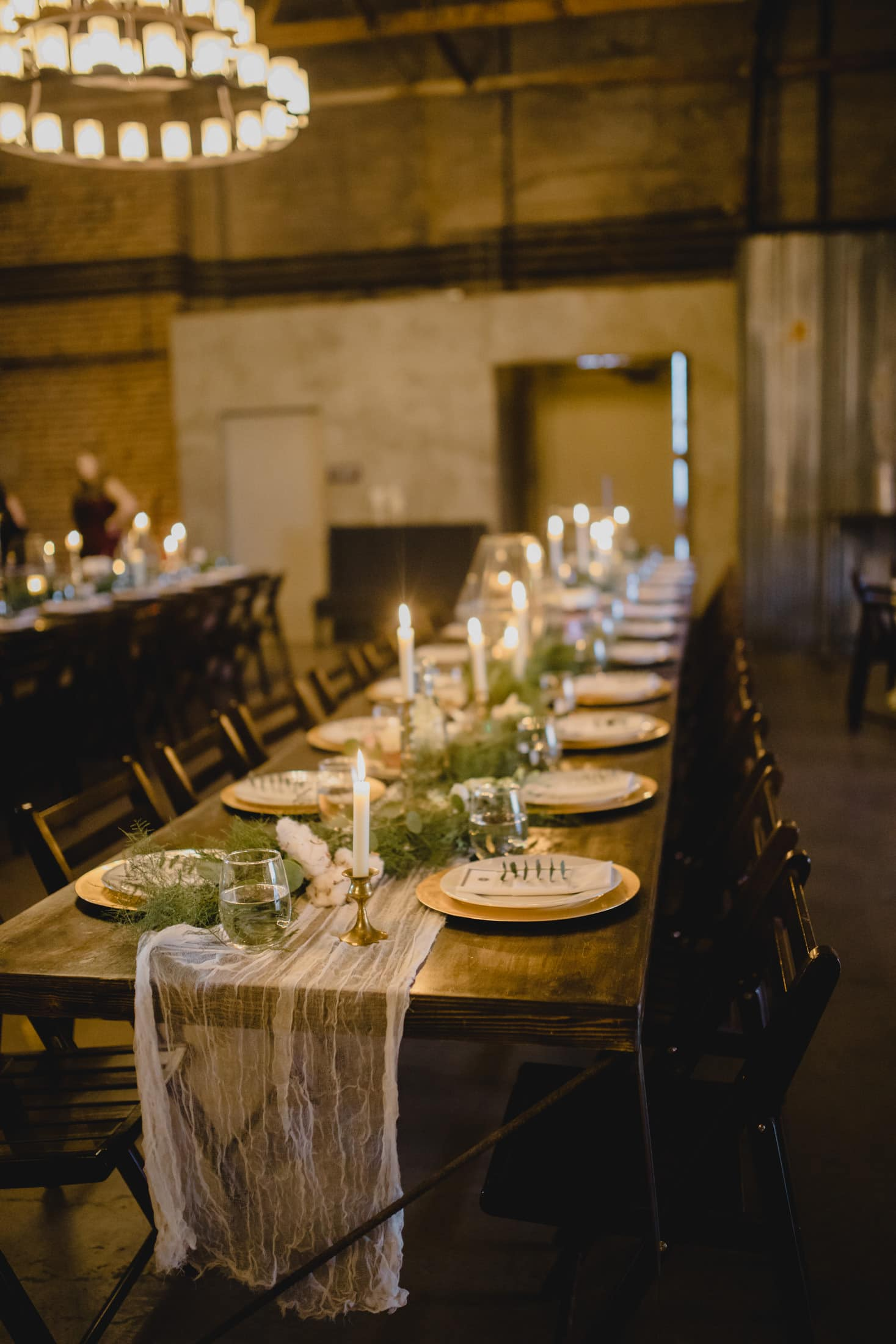 The Ice House industrial reception