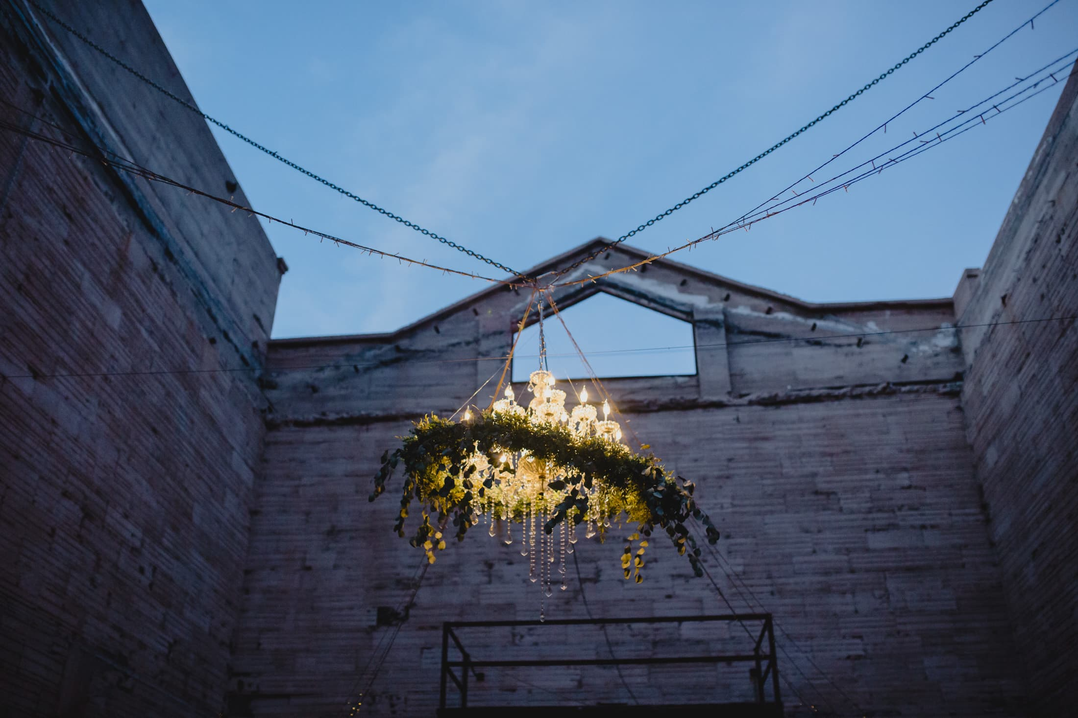 The Ice House wedding venue Phoenix