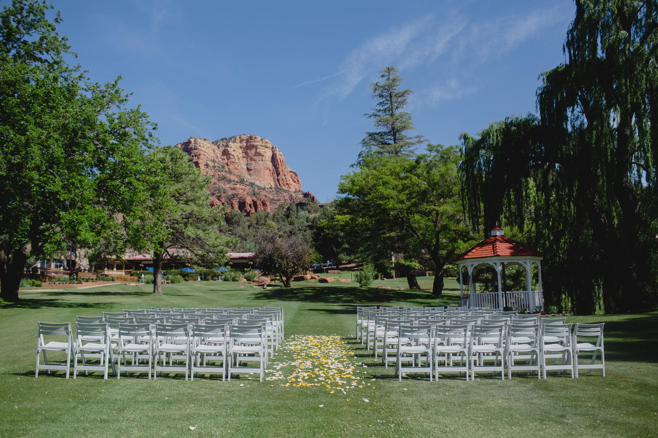 Poco Diablo wedding ceremony in Sedona