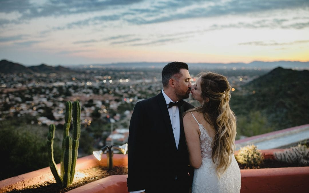 Elegant Mountaintop Wedding at Different Pointe of View