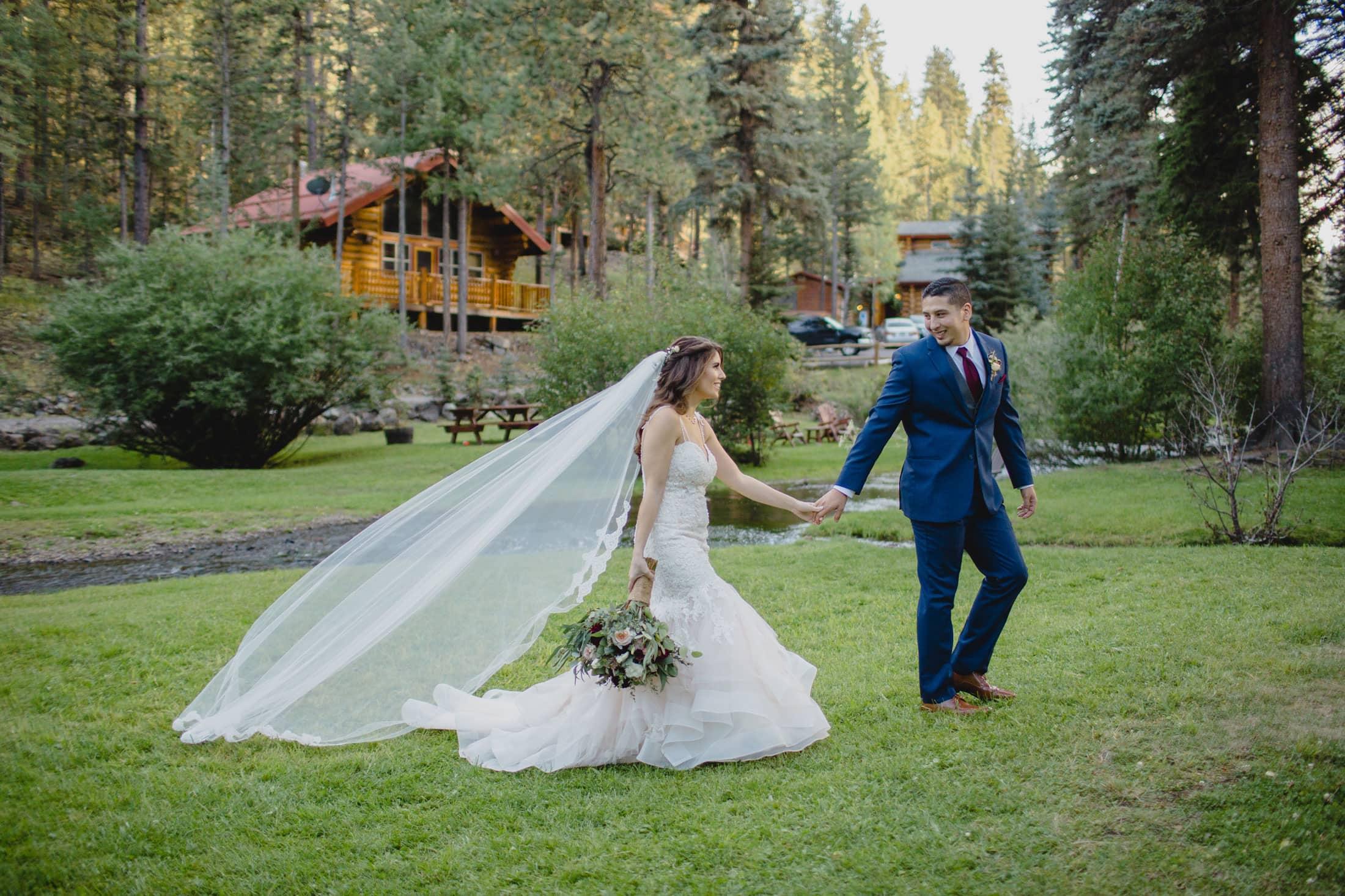 Red Setter Inn wedding photos
