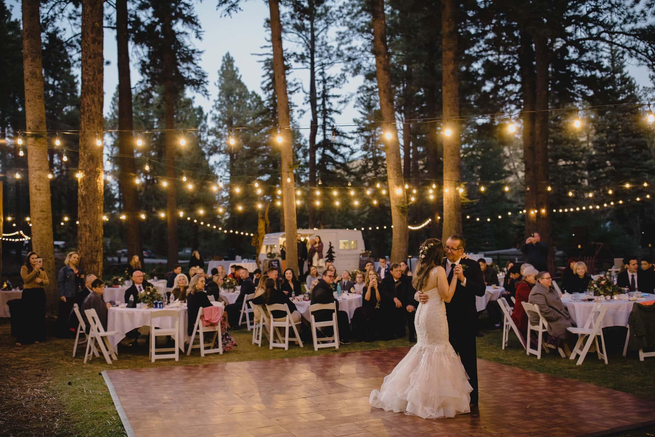 Red Setter Inn wedding reception