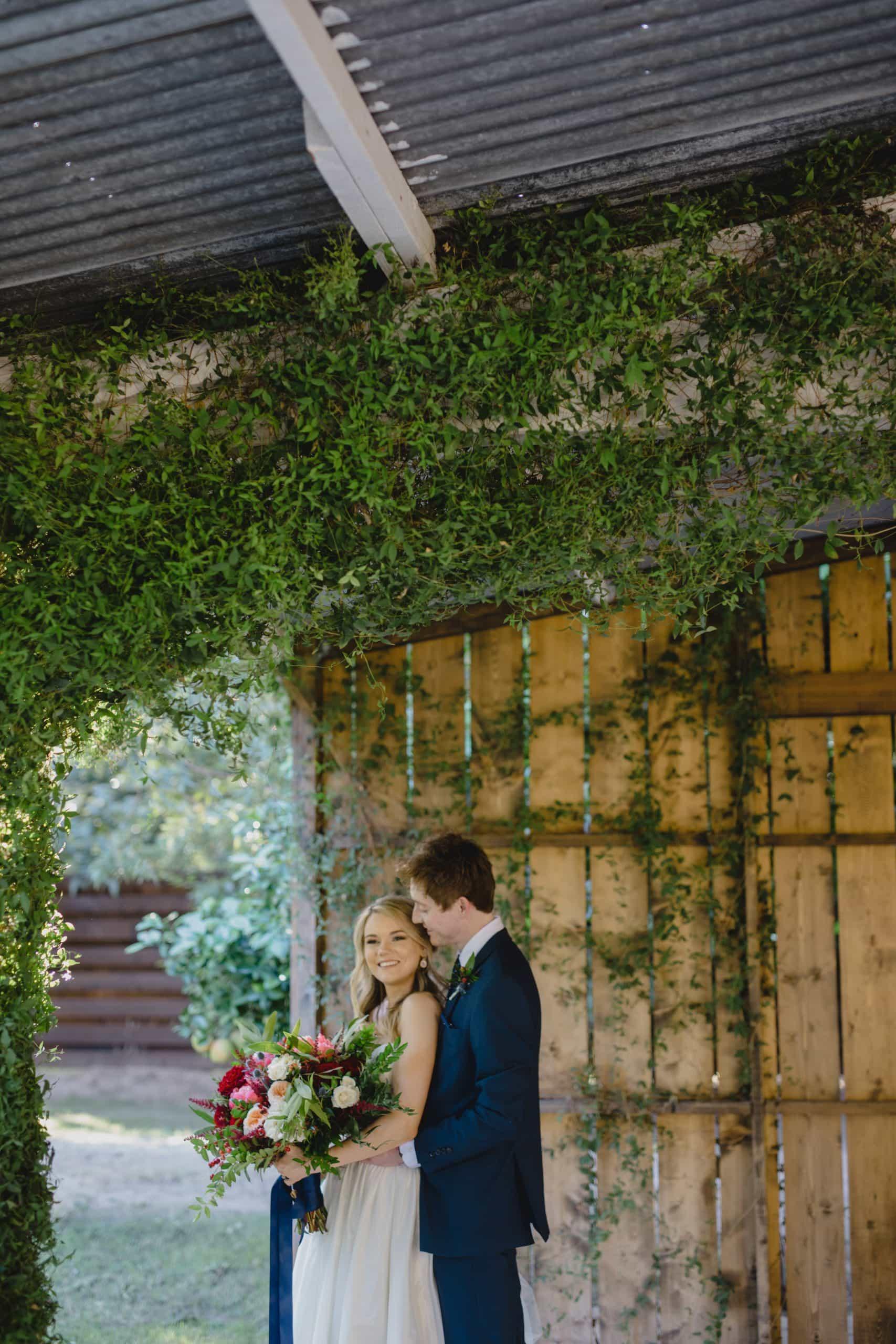 Venue at the Grove wedding photos