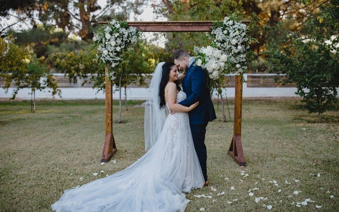 Arizona Backyard Wedding Guide