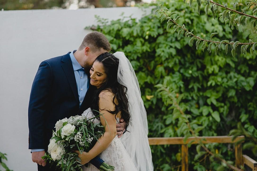 green backyard wedding venues in Gilbert Modern Farm