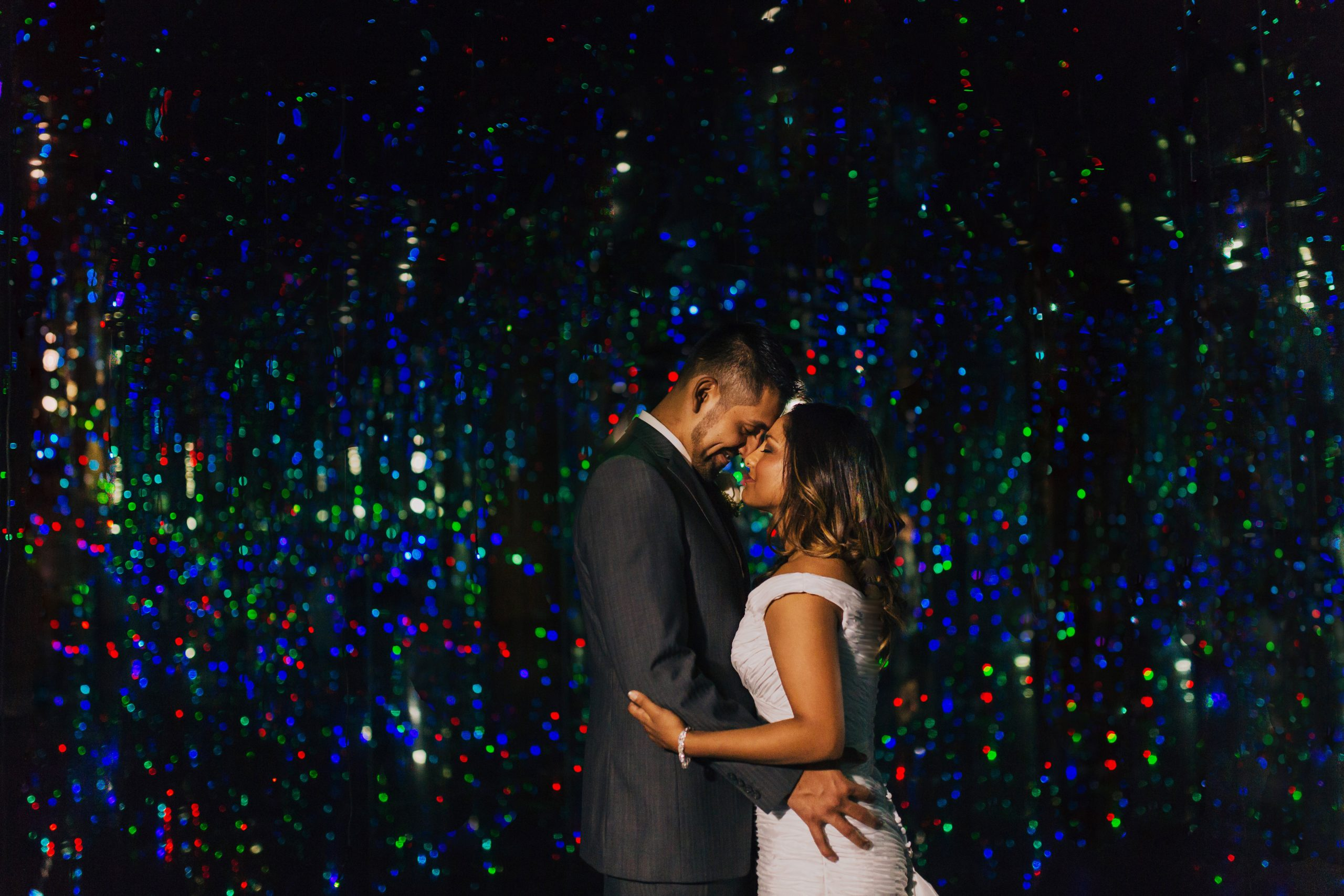 Phoenix Art Musuem wedding