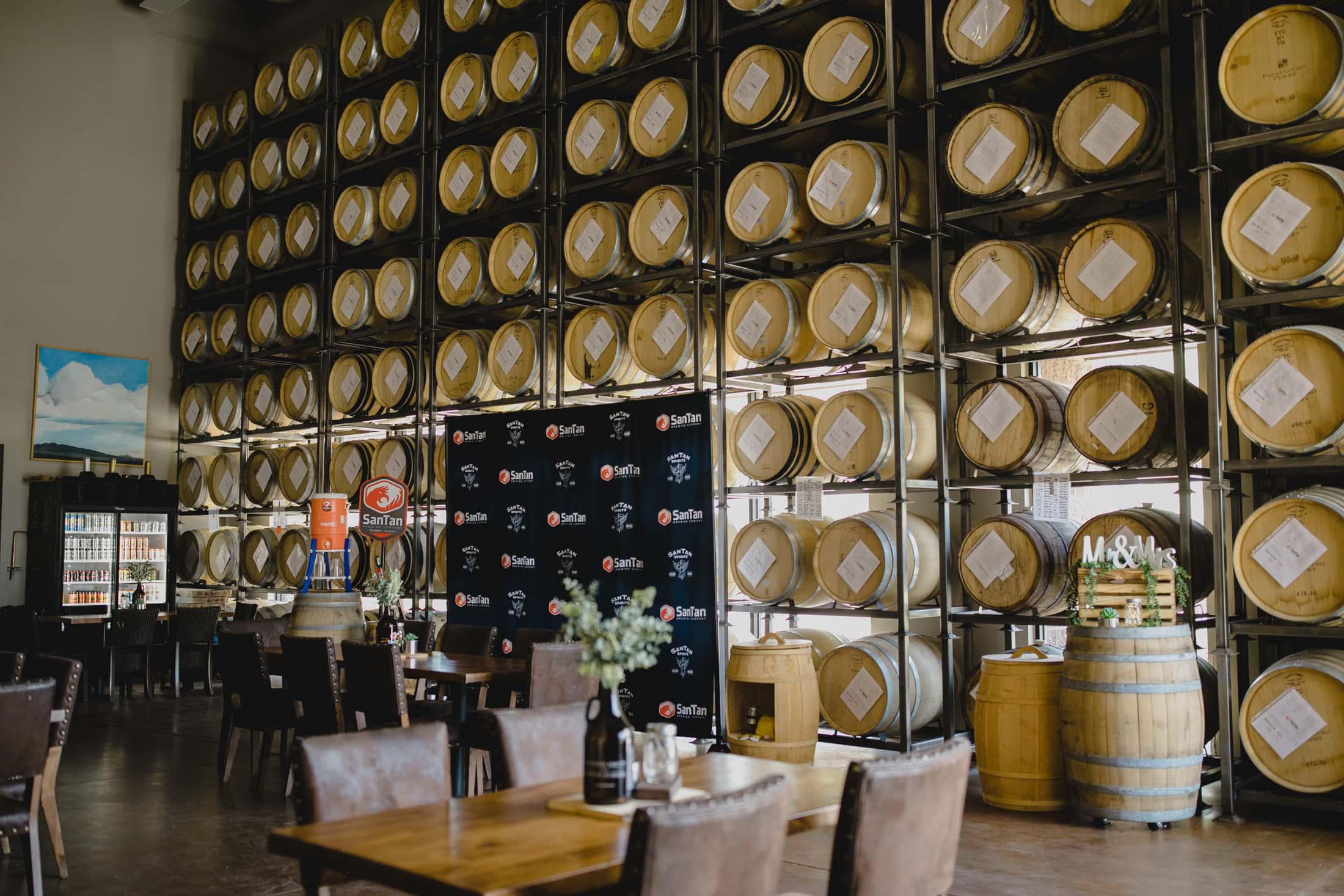 San Tan Brewery venue