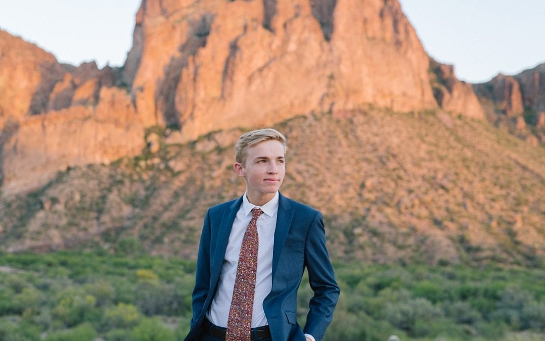 Best Places to Take Senior Pictures in Arizona